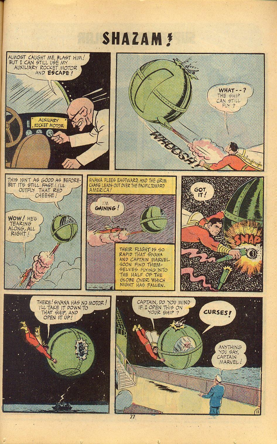 Read online Shazam! (1973) comic -  Issue #8 - 77