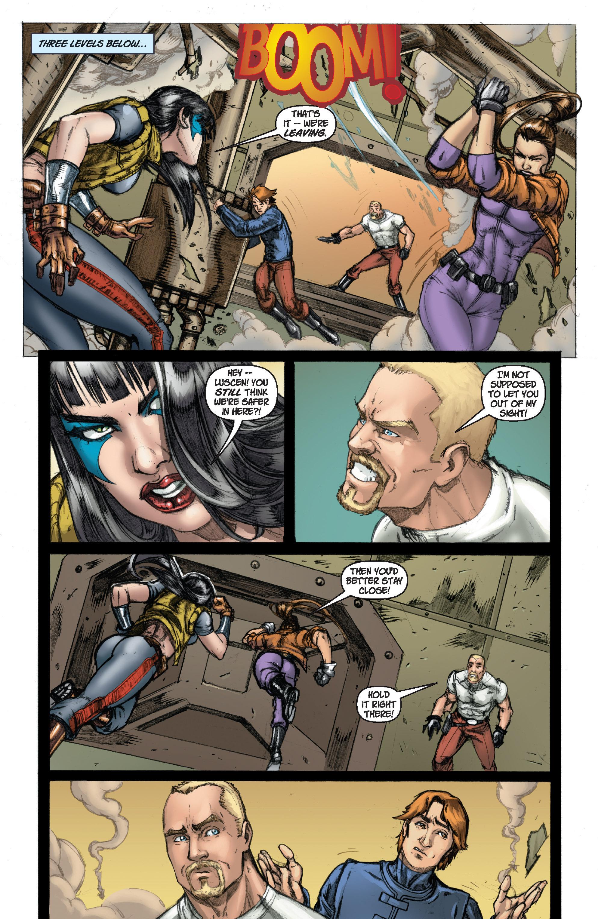 Read online Star Wars Omnibus comic -  Issue # Vol. 20 - 126