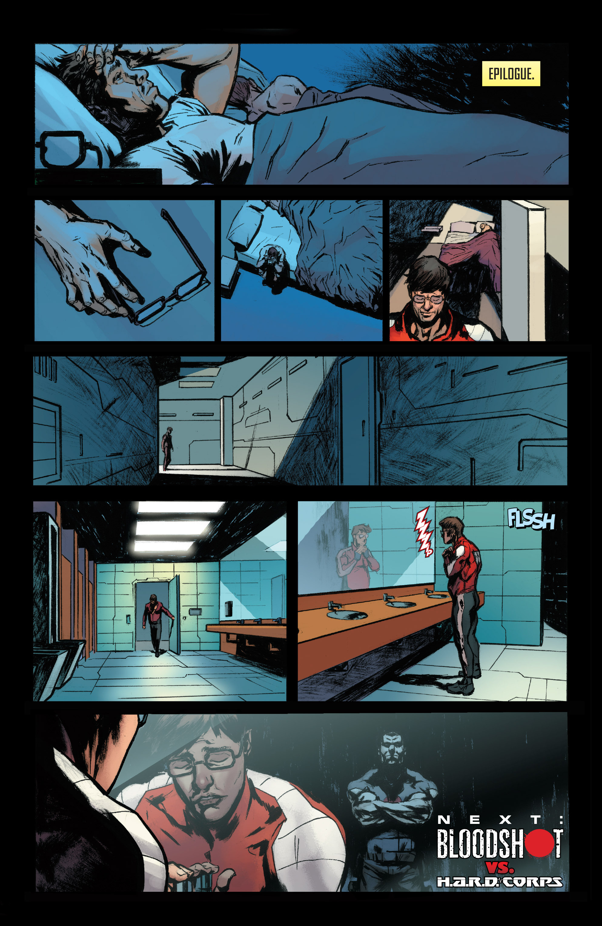Read online Archer and Armstrong comic -  Issue #Archer and Armstrong _TPB 5 - 121