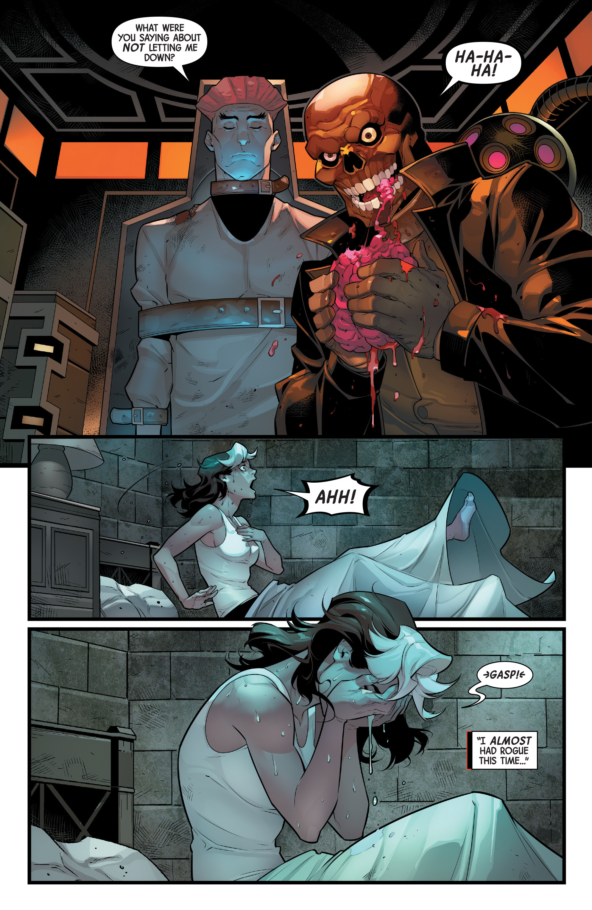 Read online Uncanny Avengers [II] comic -  Issue #18 - 4
