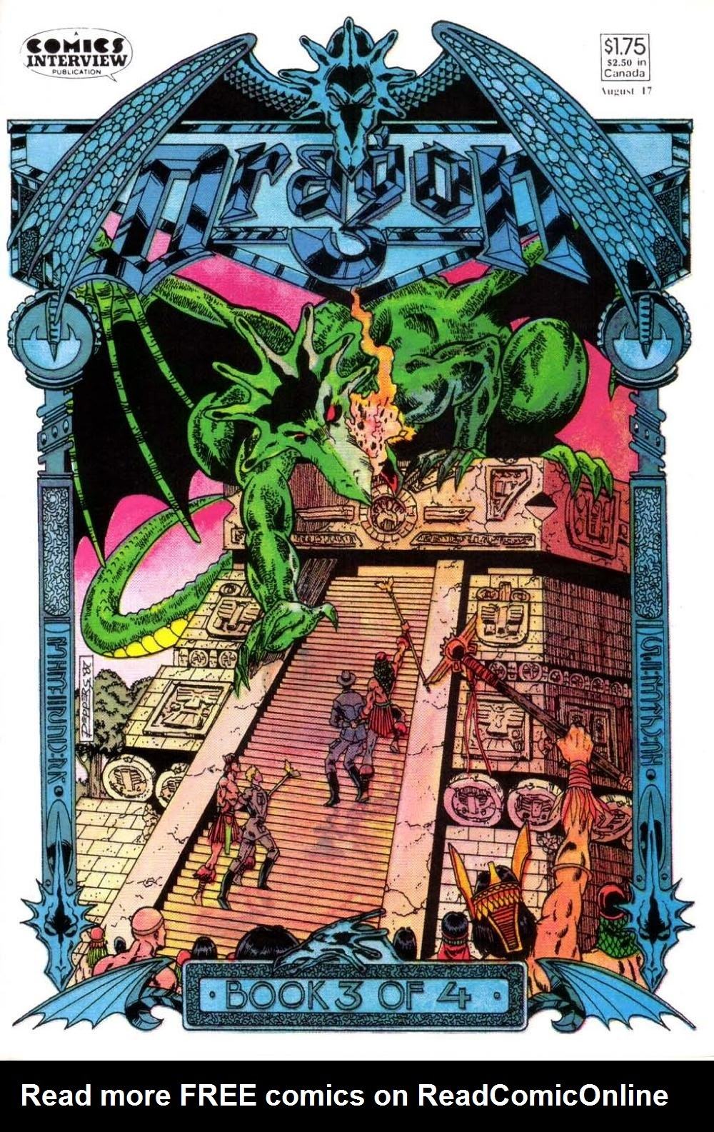 Dragon 3 Page 1