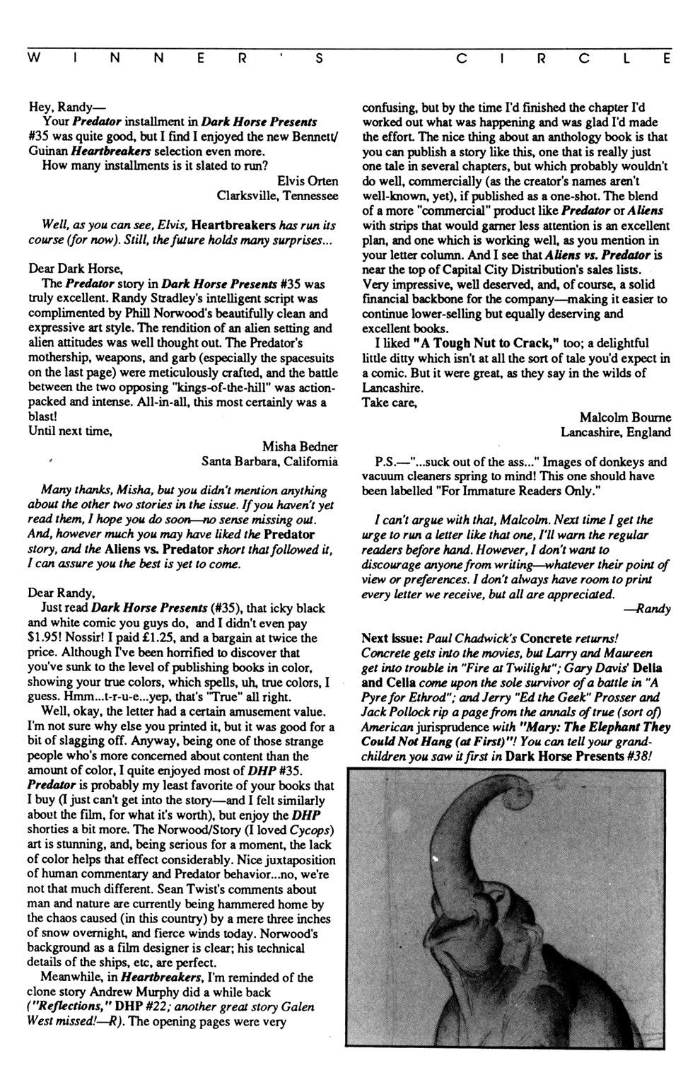 Dark Horse Presents (1986) Issue #37 #42 - English 14