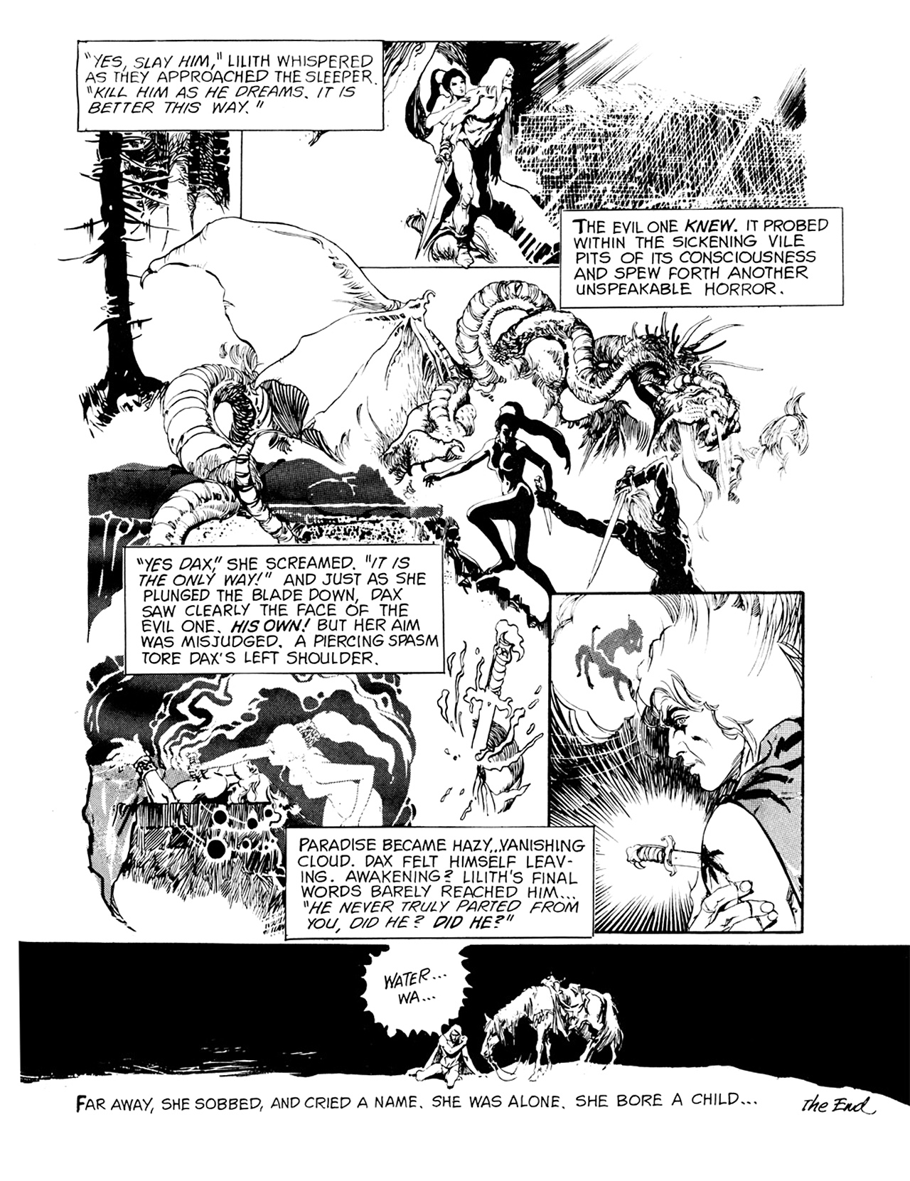 Read online Eerie Archives comic -  Issue # TPB 9 - 74