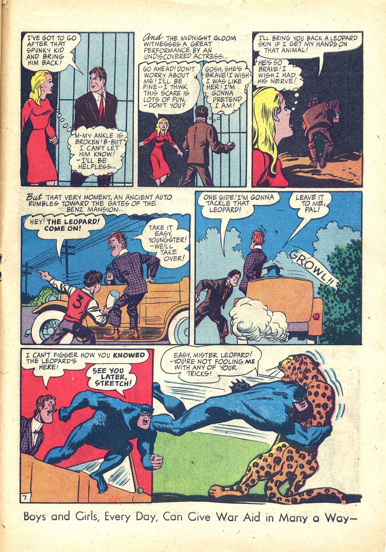 Read online Sensation (Mystery) Comics comic -  Issue #34 - 47