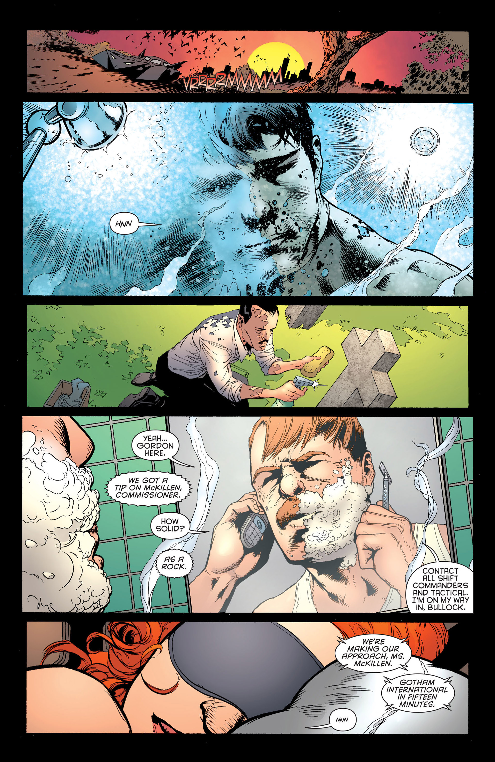 Read online Batman and Robin (2011) comic -  Issue #24 - Batman and Two-Face - 6