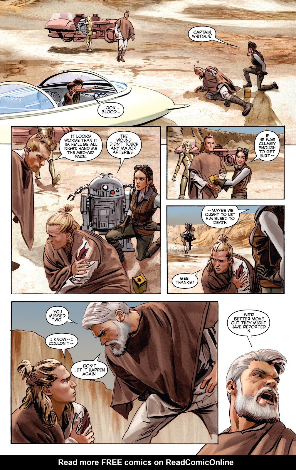 Read online Star Wars Legends: Infinities - Epic Collection comic -  Issue # TPB (Part 4) - 78