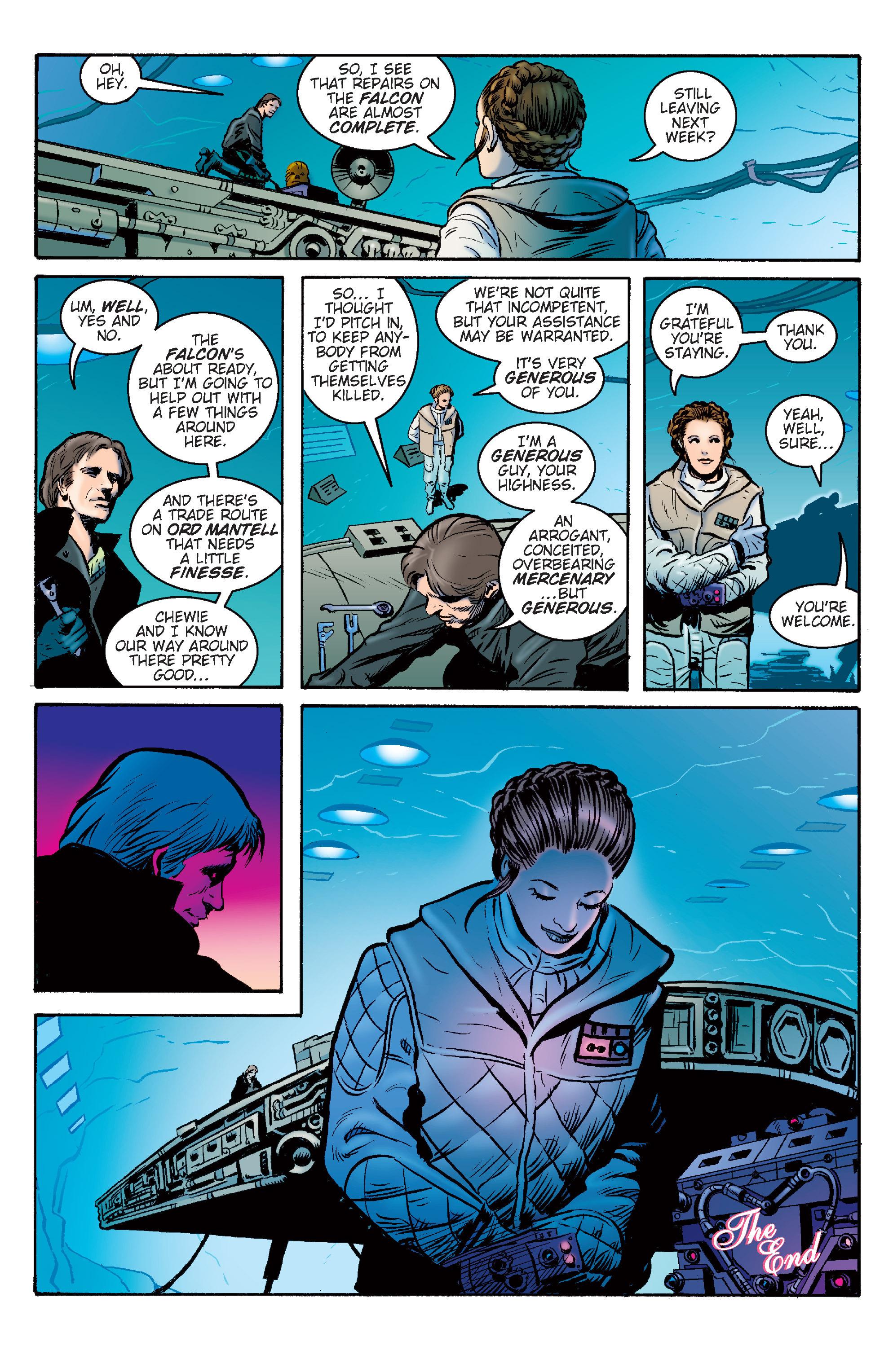 Read online Star Wars Omnibus comic -  Issue # Vol. 20 - 463