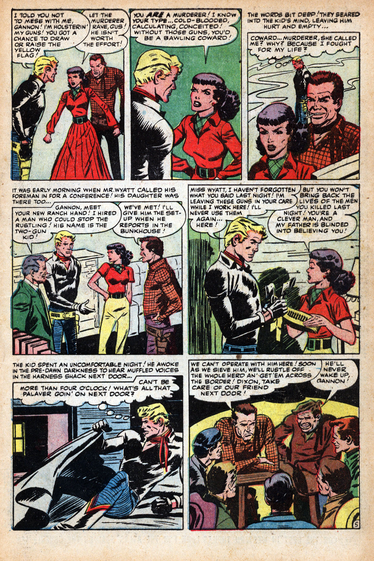 Read online Two-Gun Kid comic -  Issue #18 - 31