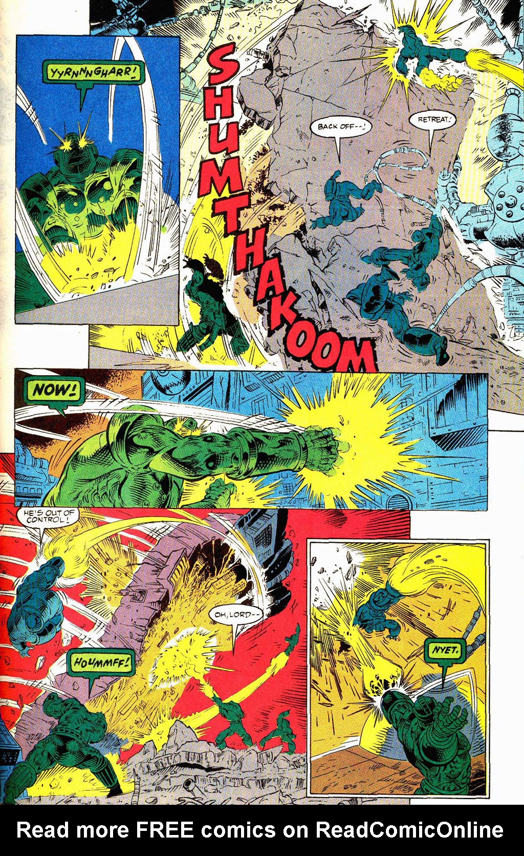 Read online Soviet Super Soldiers comic -  Issue # Full - 26