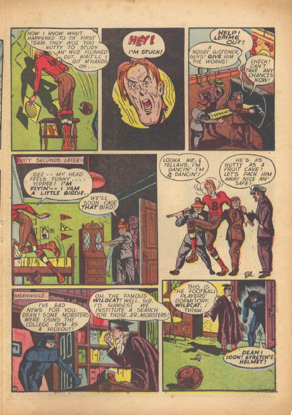 Read online Sensation (Mystery) Comics comic -  Issue #24 - 53