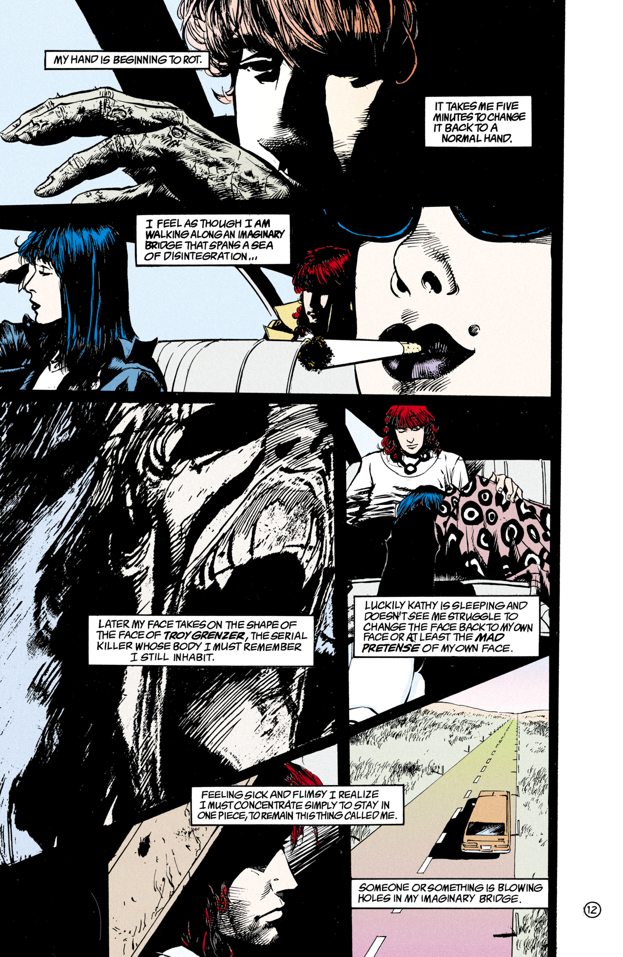 Read online Shade, the Changing Man comic -  Issue #23 - 13