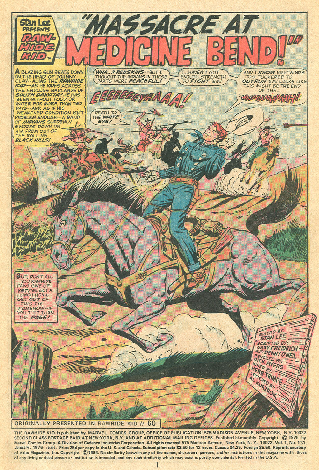 The Rawhide Kid (1955) issue 131 - Page 3