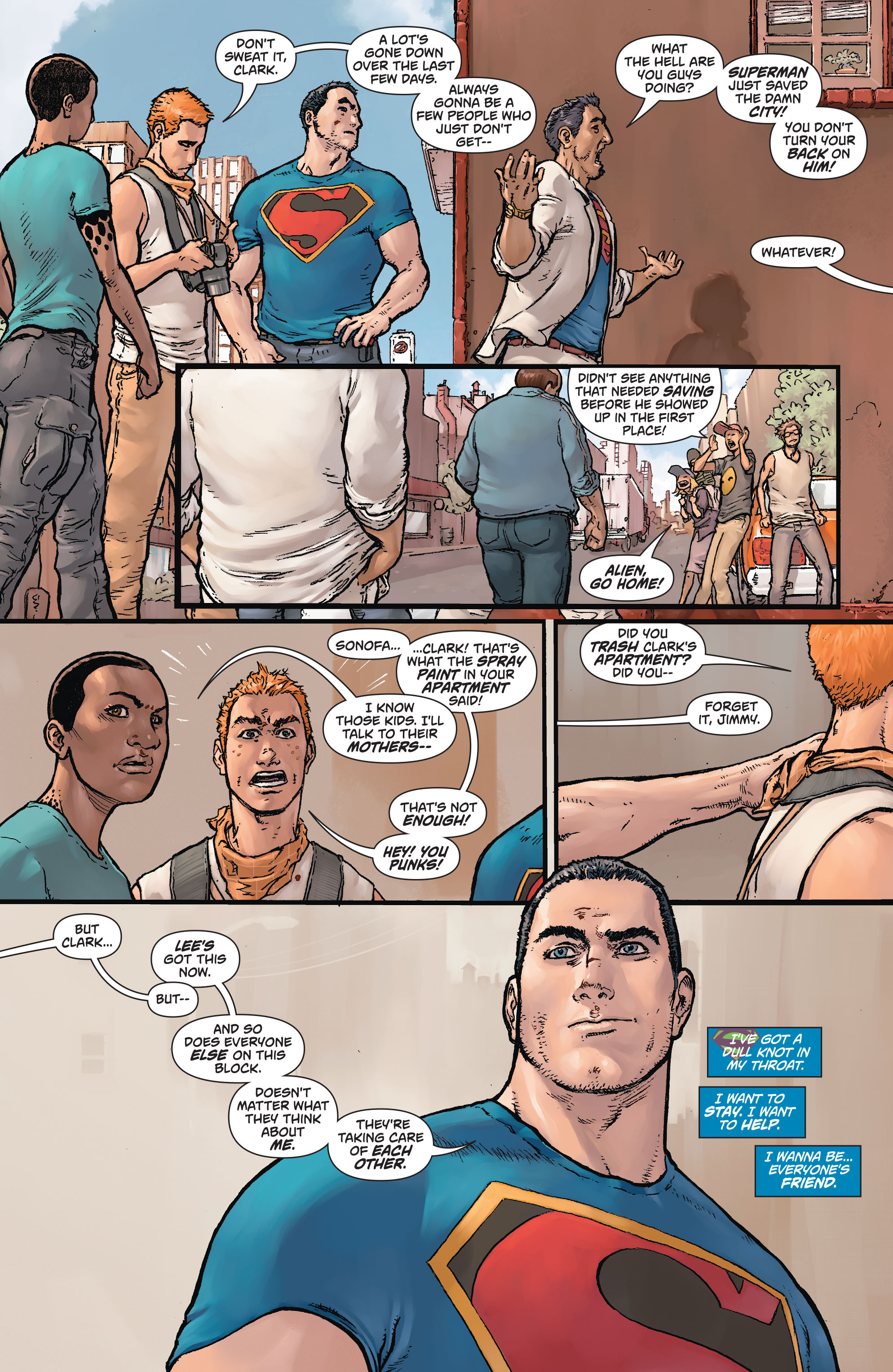 Read online Action Comics (2011) comic -  Issue #44 - 20