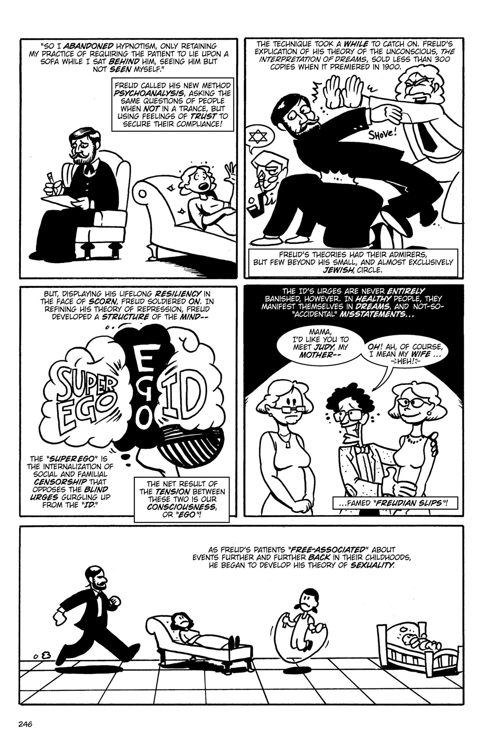 Read online Action Philosophers! comic -  Issue #Action Philosophers! TPB (Part 2) - 74