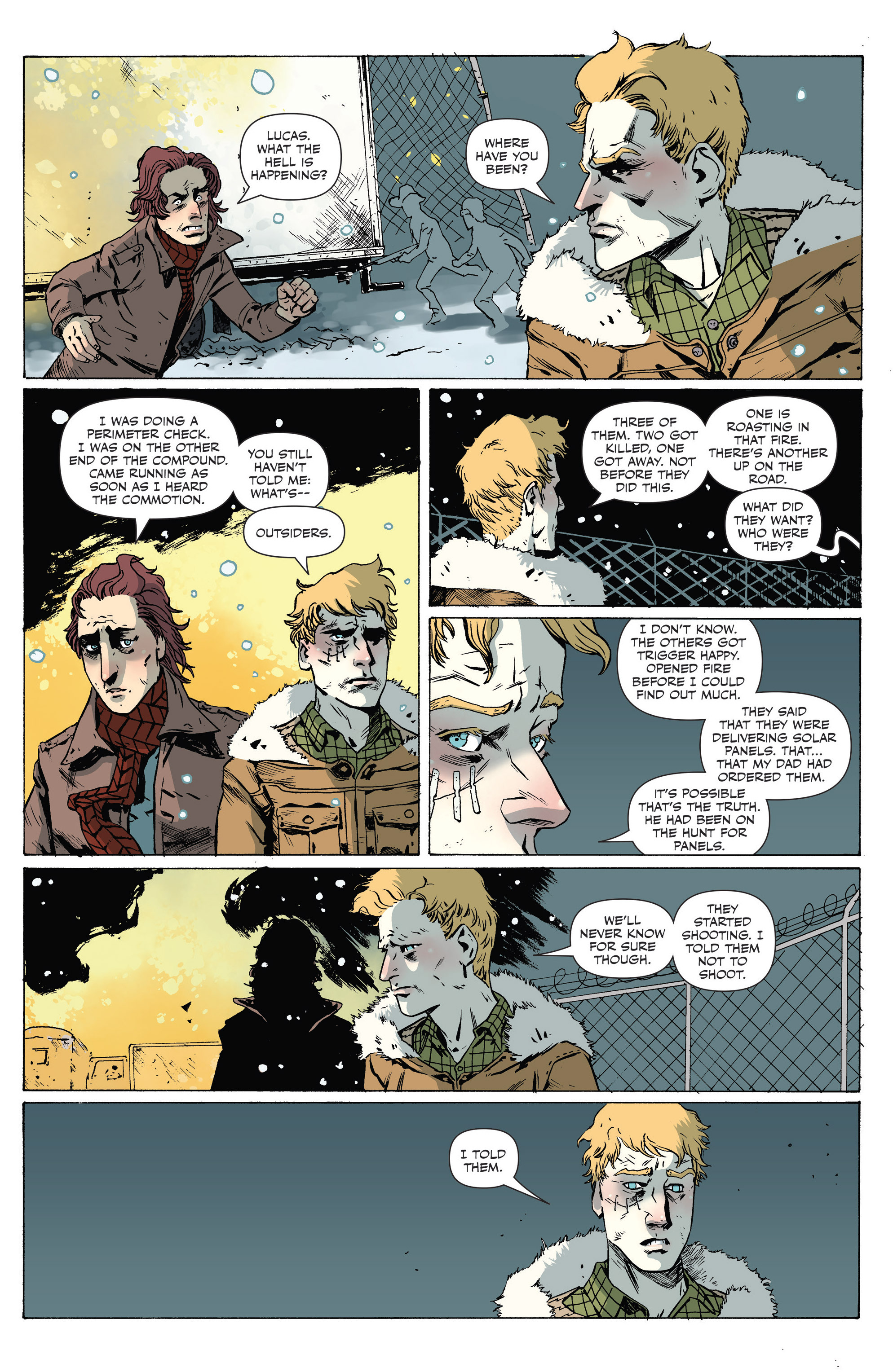Read online Sheltered comic -  Issue #7 - 20