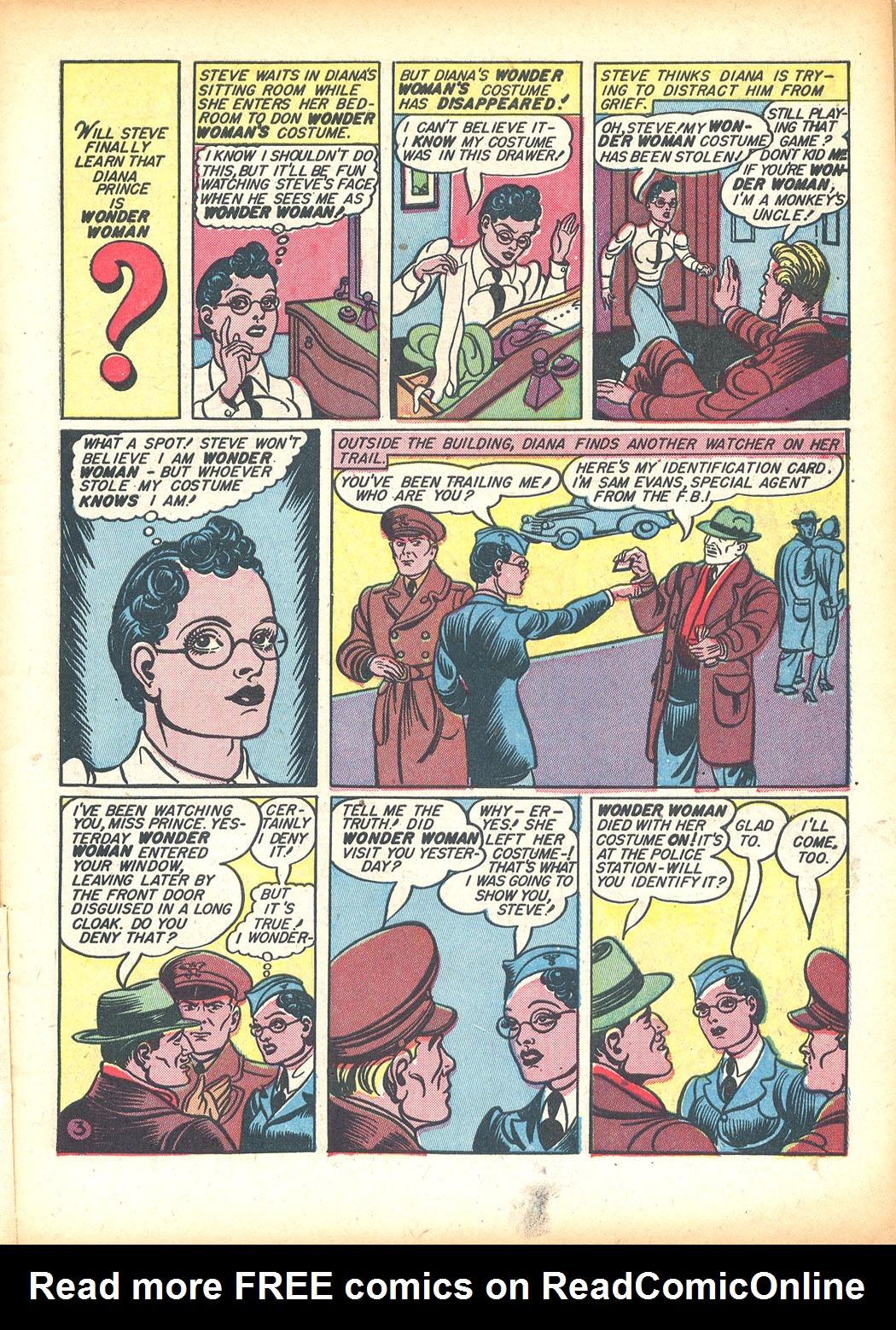 Read online Sensation (Mystery) Comics comic -  Issue #13 - 5