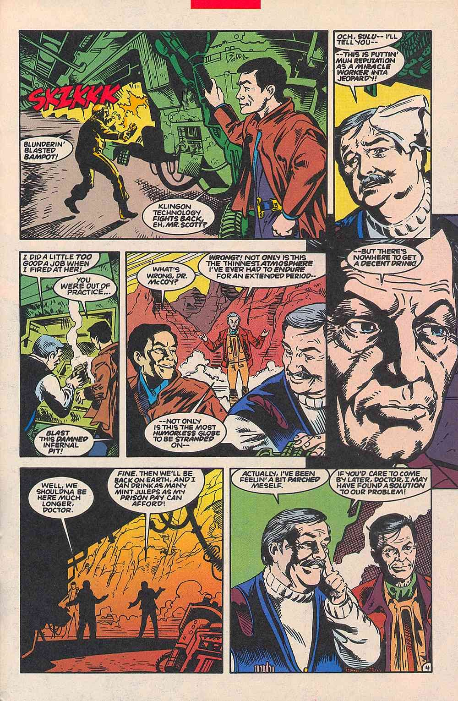 Read online Star Trek (1989) comic -  Issue # _Special 1 - 49