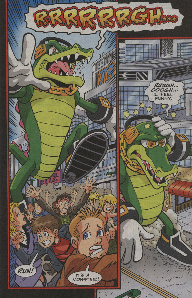 Read online Sonic X comic -  Issue #39 - 5