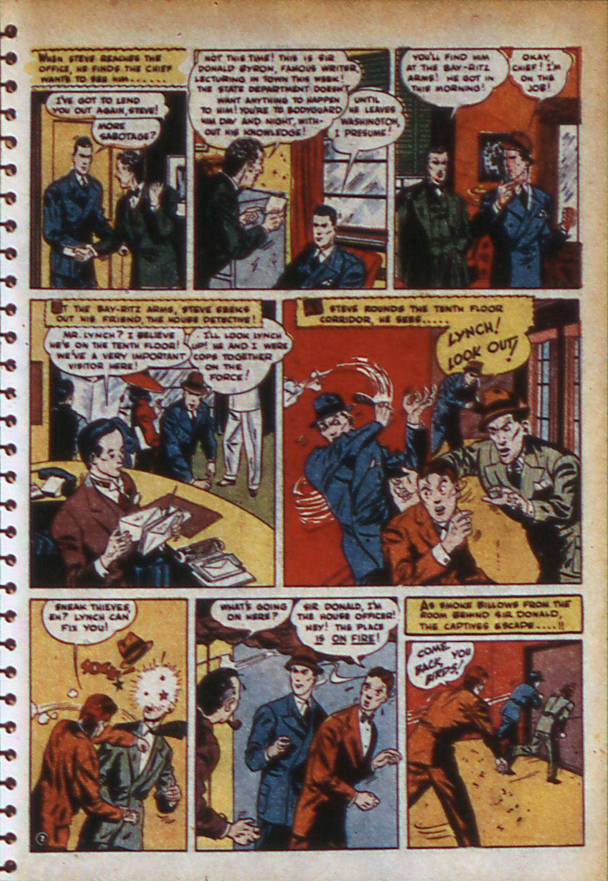 Read online Adventure Comics (1938) comic -  Issue #56 - 28