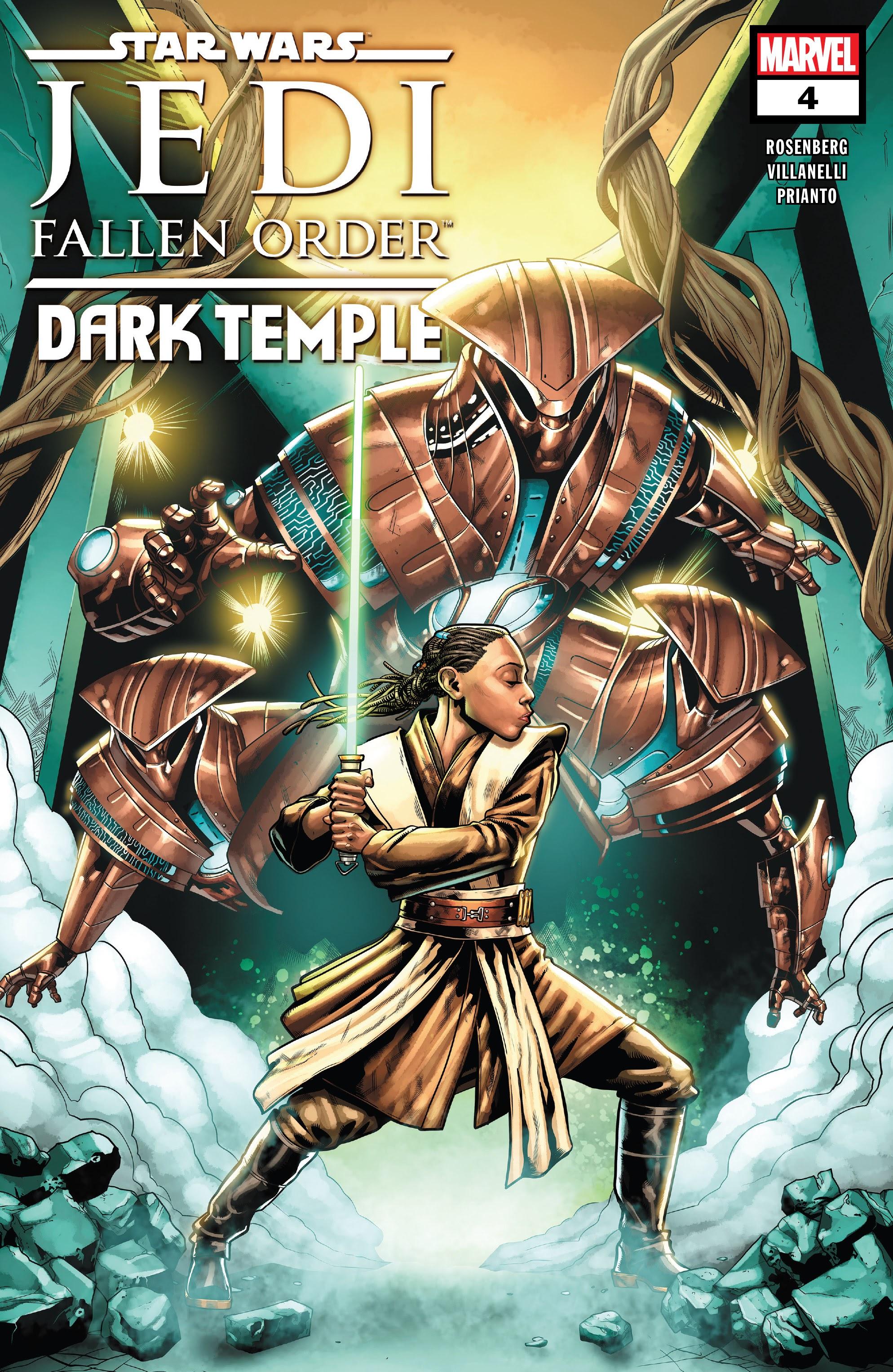 Star Wars: Jedi Fallen Order–Dark Temple 4 Page 1
