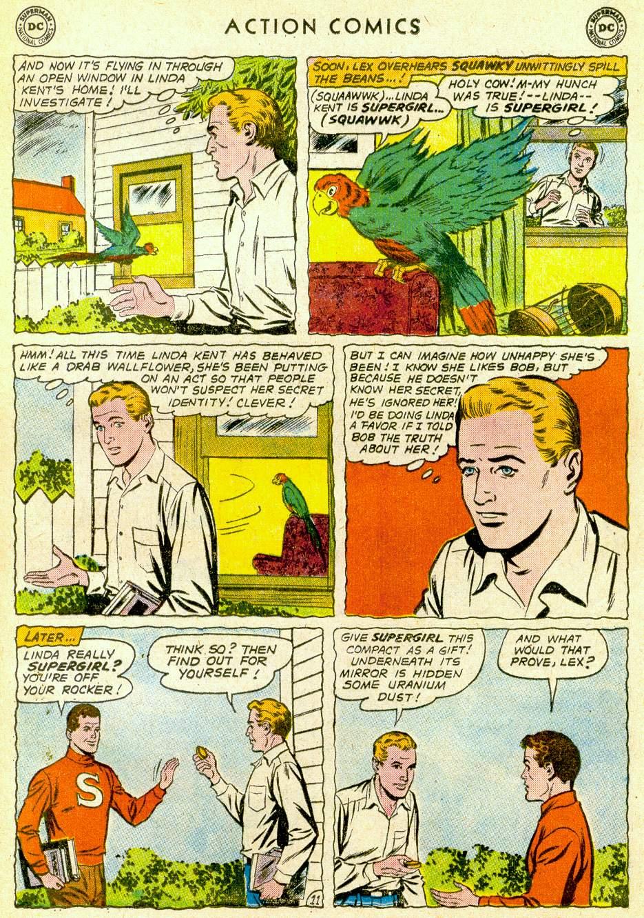 Action Comics (1938) 275 Page 28
