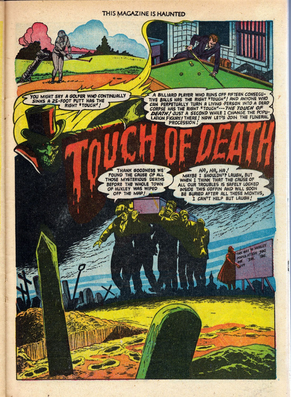 Read online This Magazine Is Haunted comic -  Issue #11 - 25