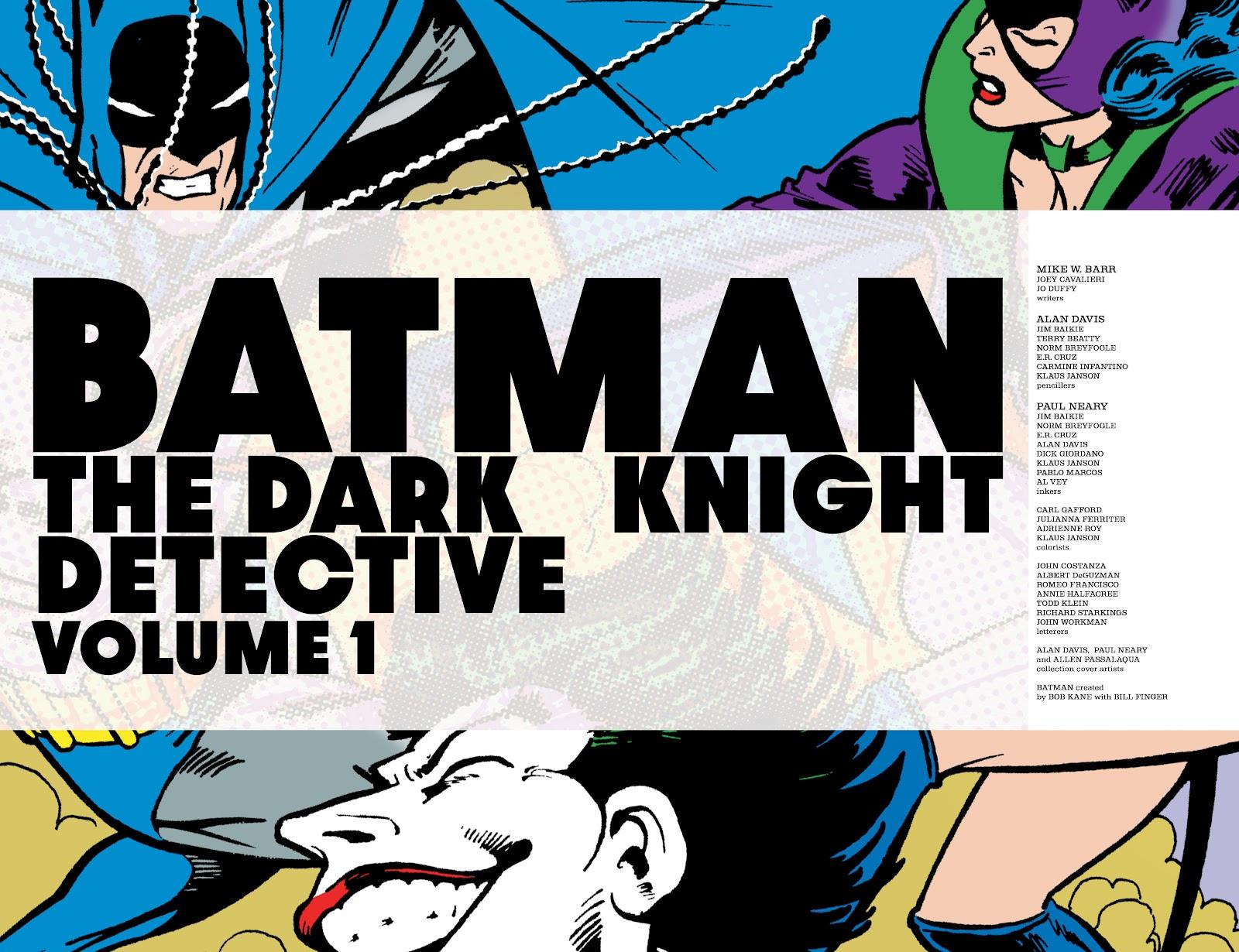 Read online Detective Comics (1937) comic -  Issue # _TPB Batman - The Dark Knight Detective 1 (Part 1) - 3