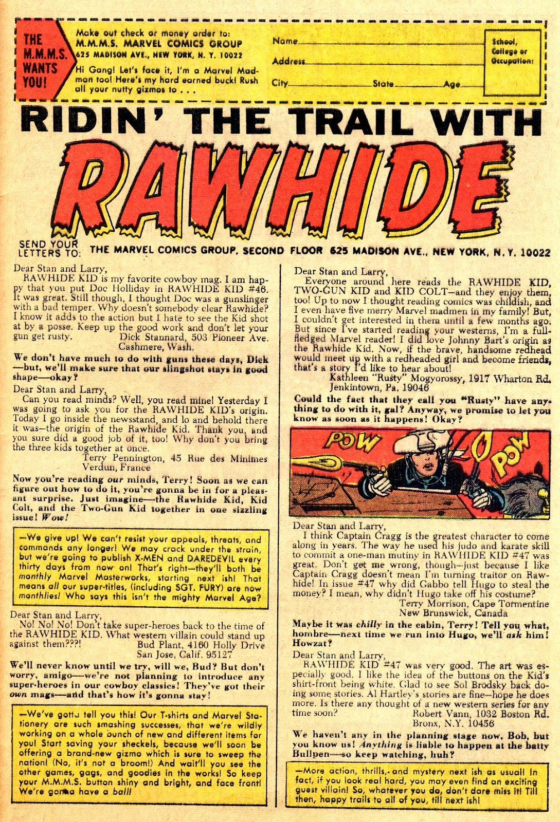 The Rawhide Kid (1955) issue 49 - Page 33