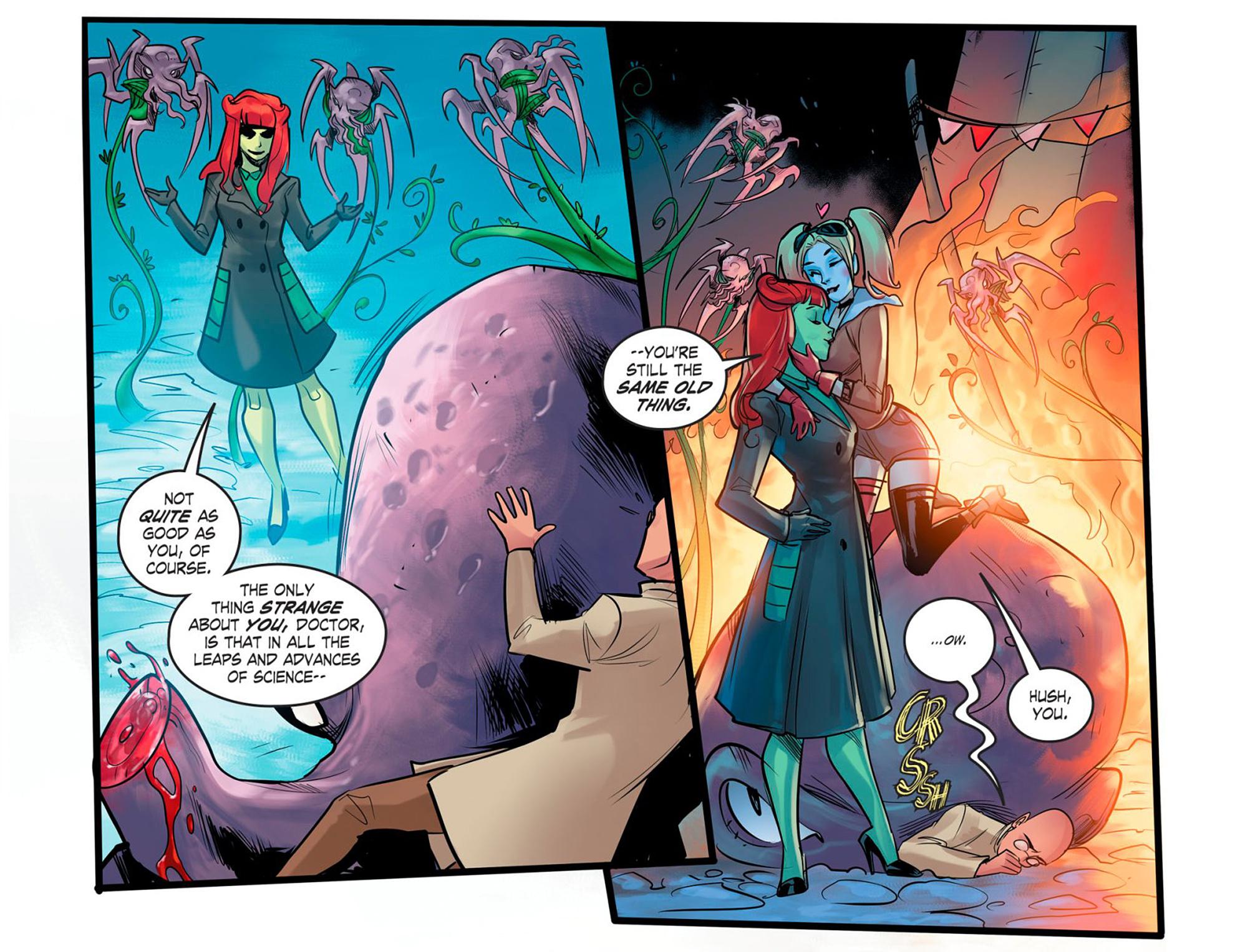 Read online DC Comics: Bombshells comic -  Issue #95 - 16