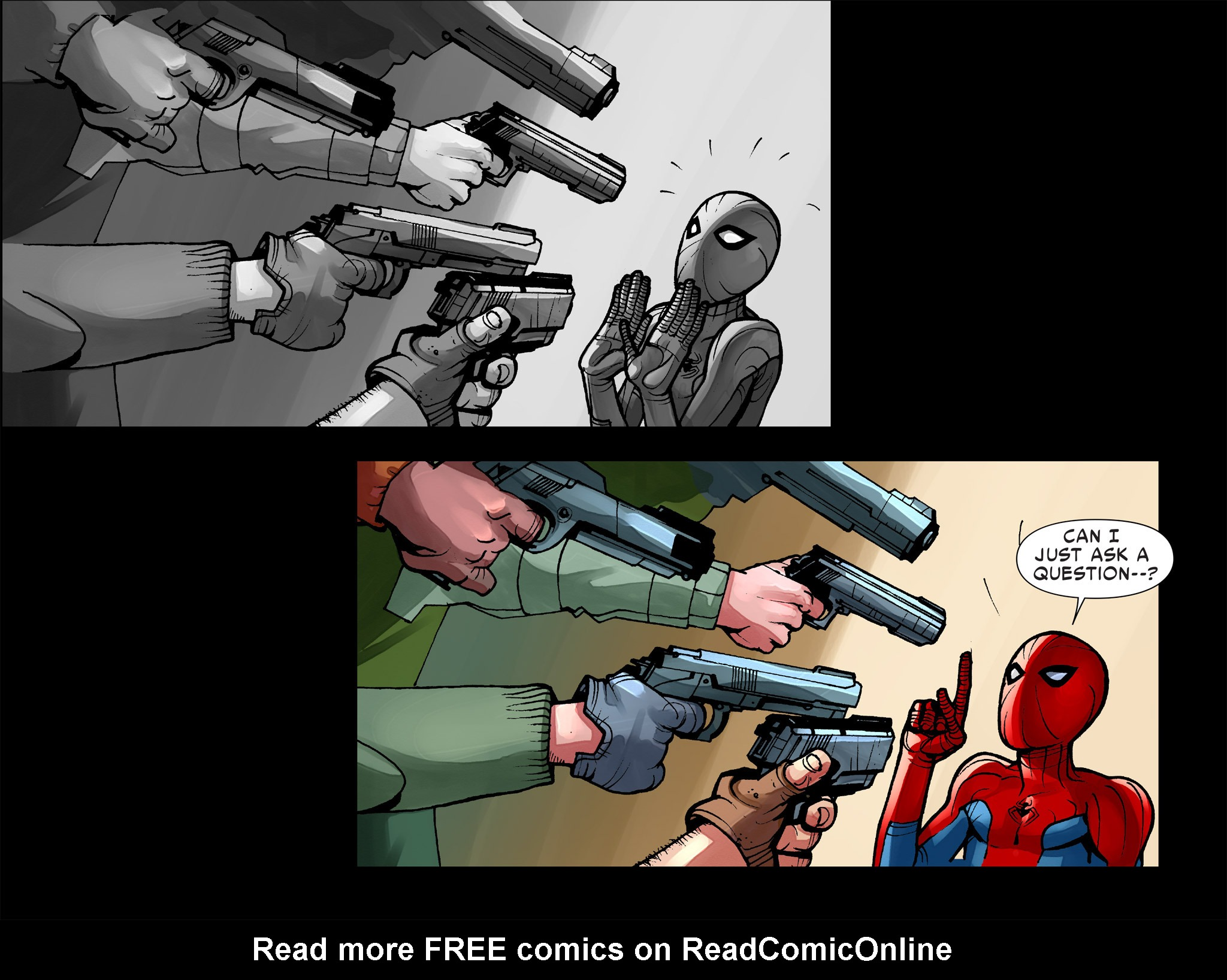 Read online Amazing Spider-Man: Who Am I? comic -  Issue # Full (Part 1) - 50