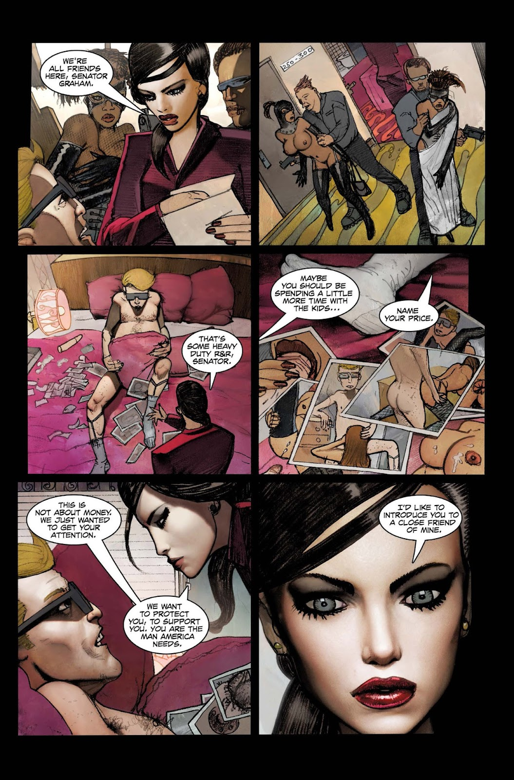 13 Coins issue TPB - Page 35