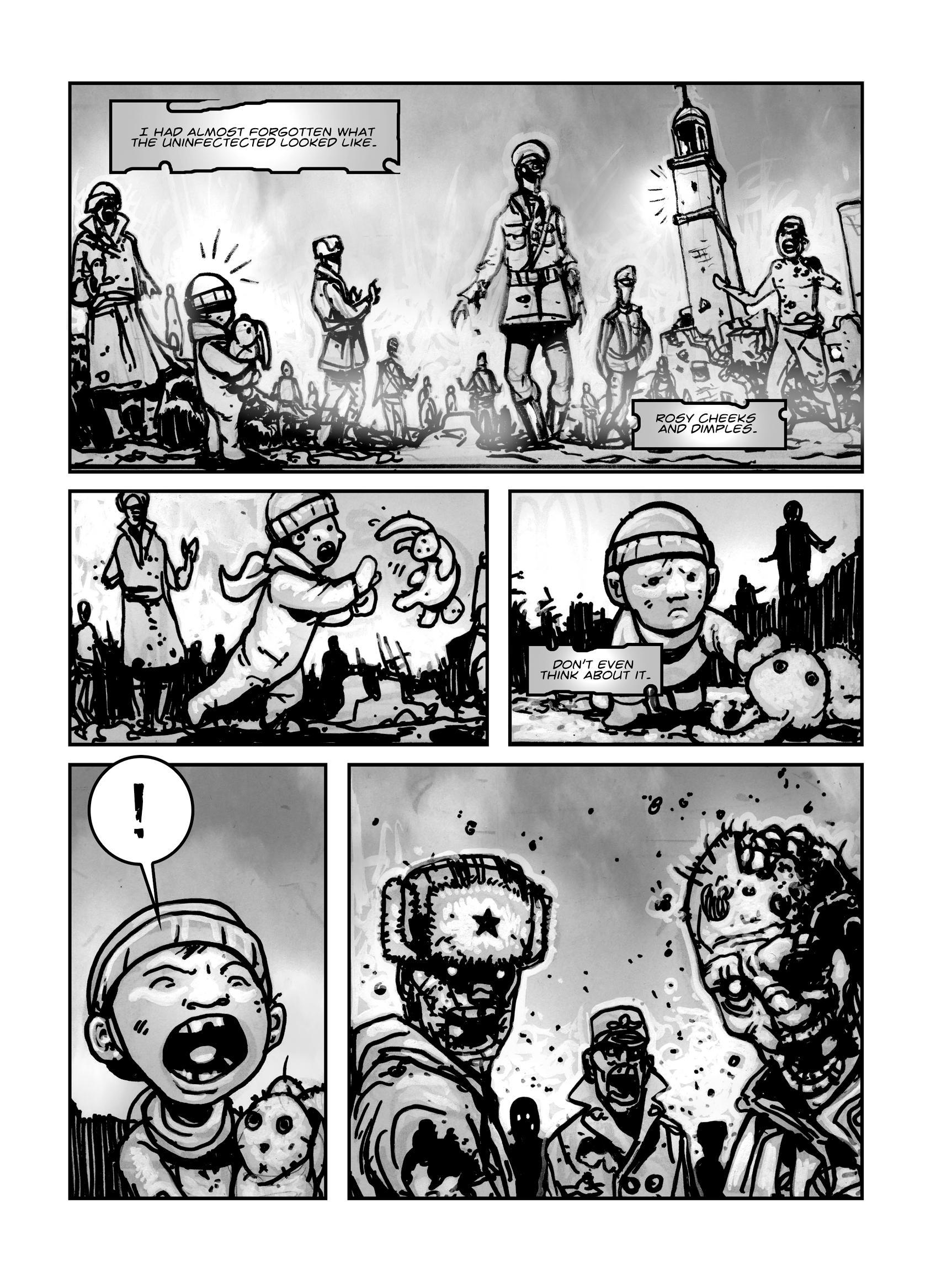 Read online FUBAR comic -  Issue #1 - 83