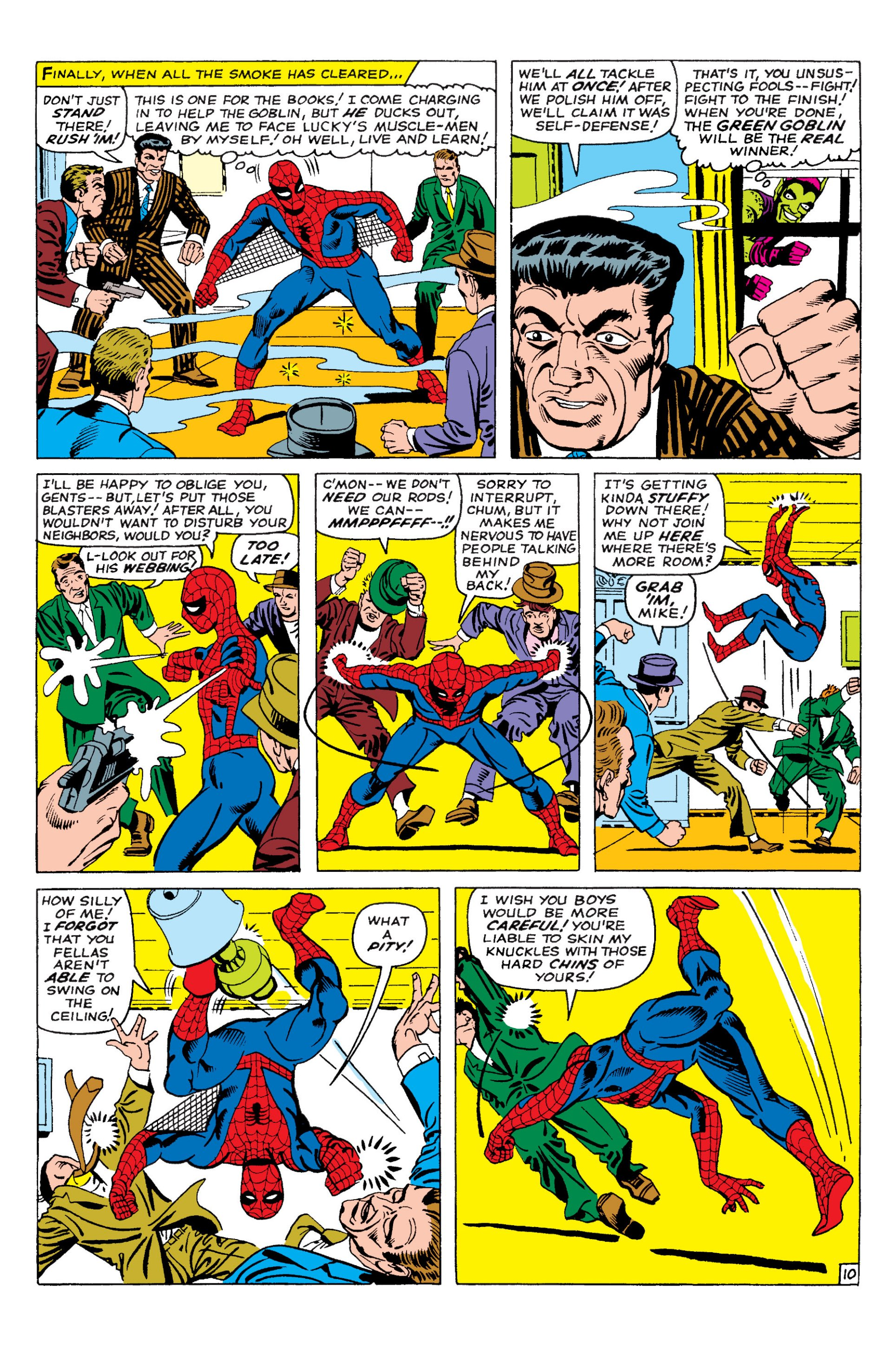 The Amazing Spider-Man (1963) 23 Page 10