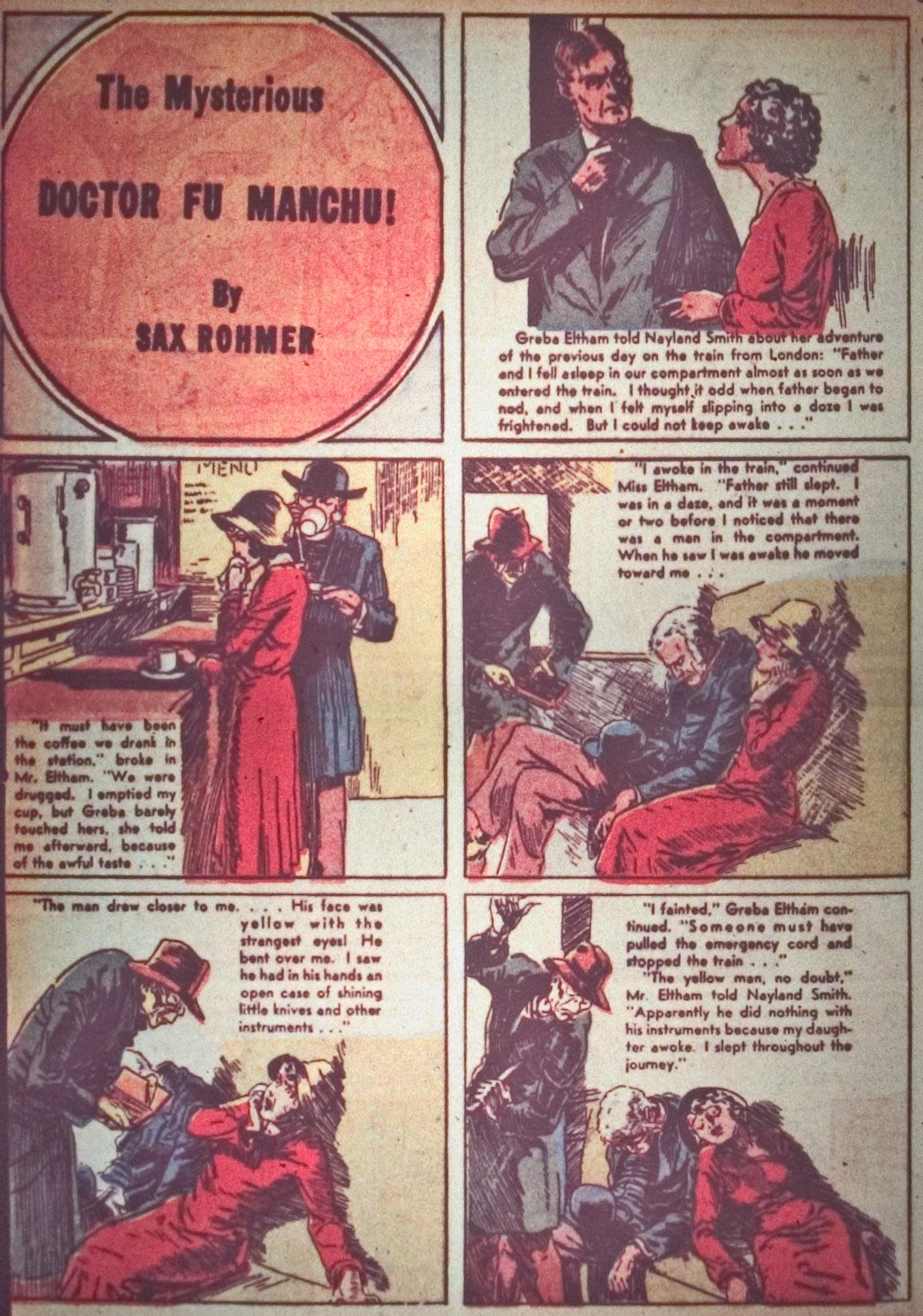 Read online Detective Comics (1937) comic -  Issue #26 - 42