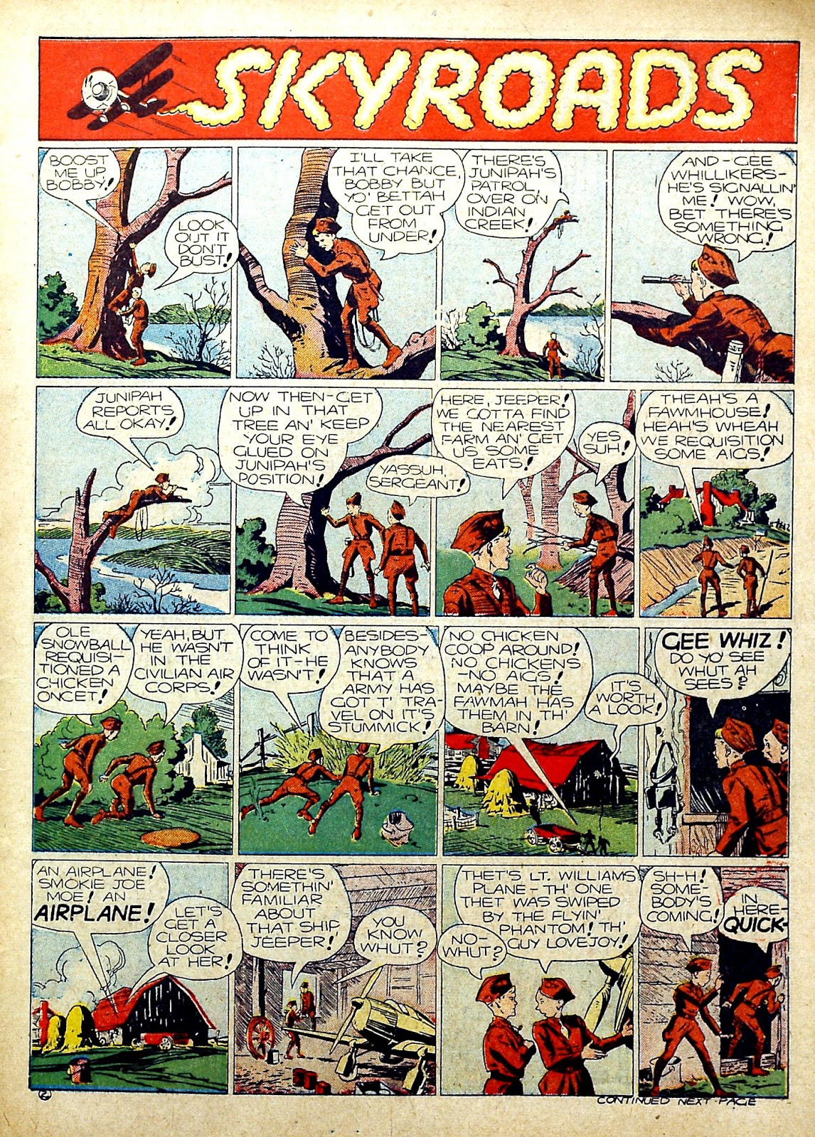 Read online Famous Funnies comic -  Issue #78 - 13