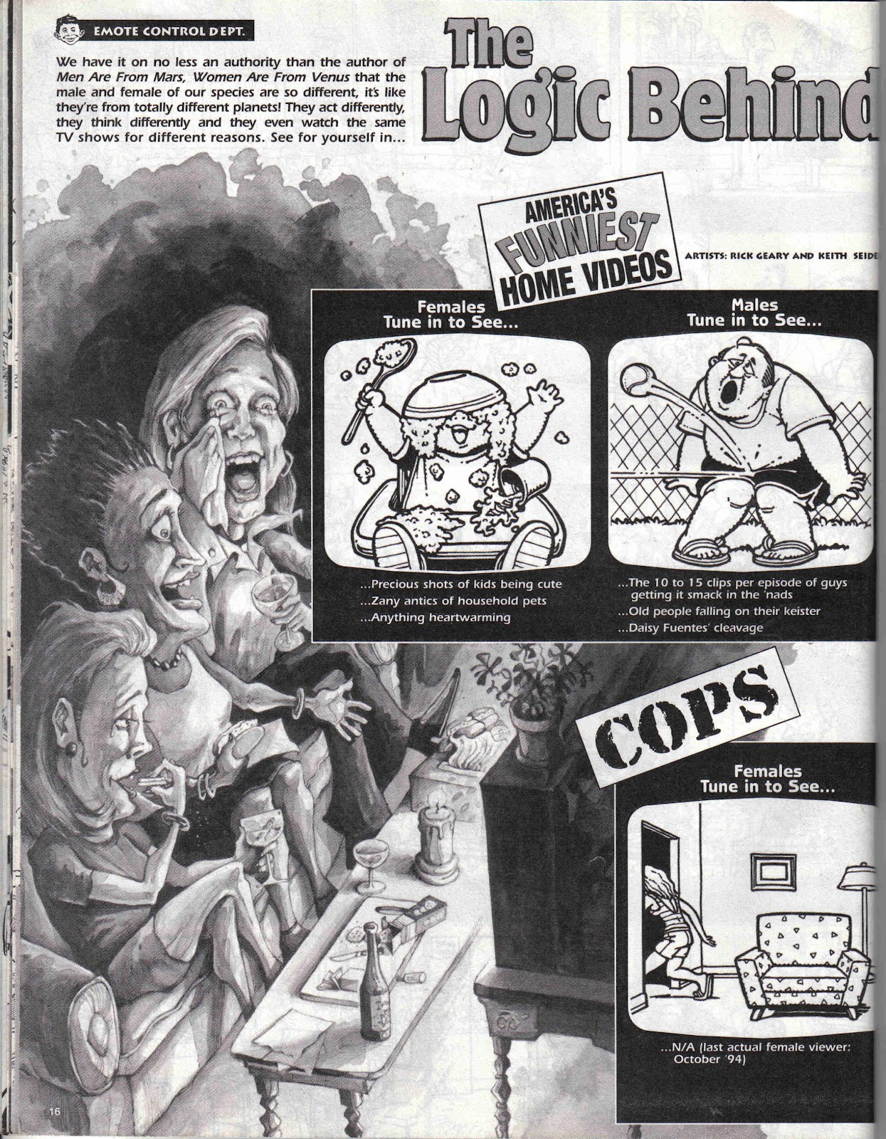 MAD issue 392 - Page 16