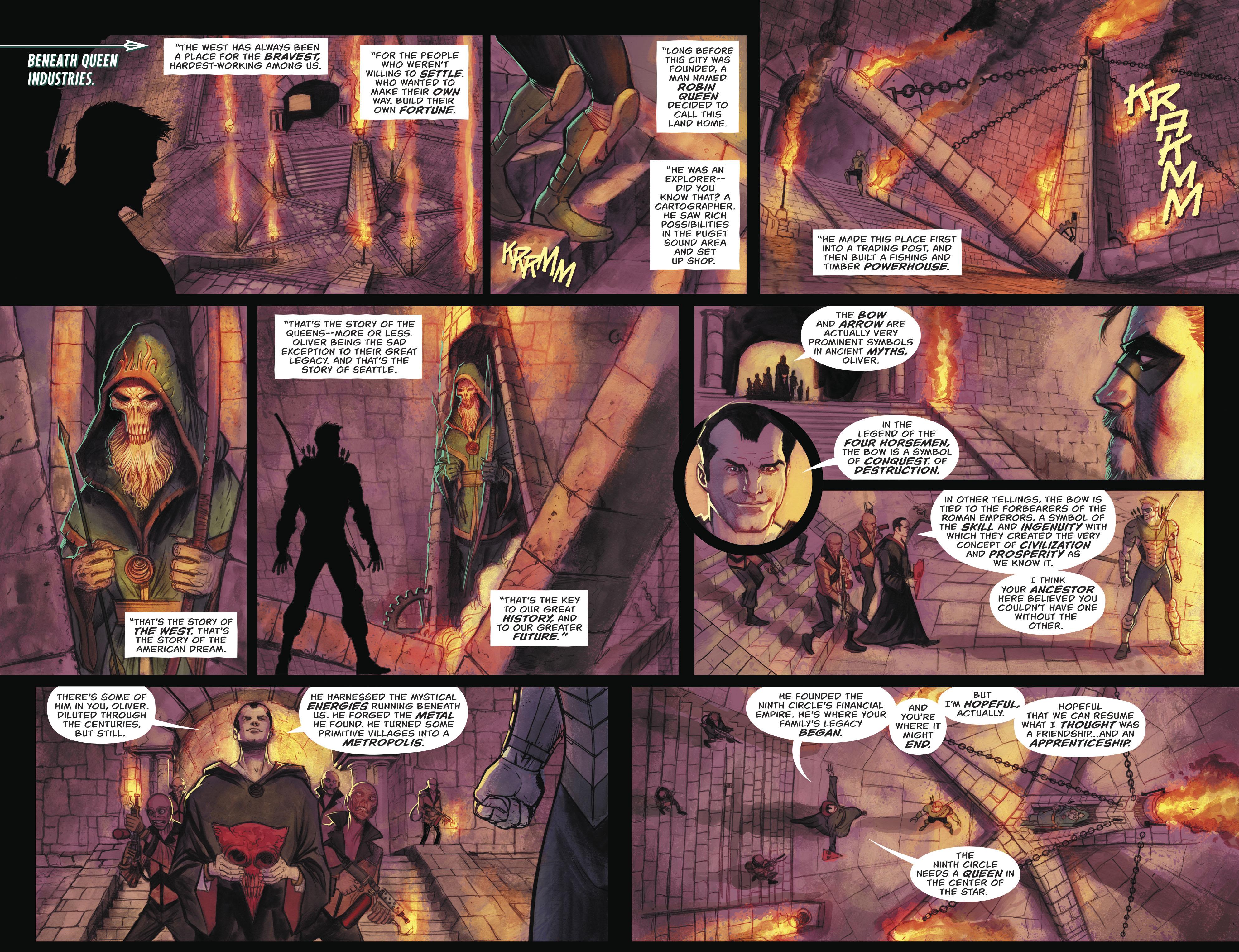 Read online Green Arrow (2016) comic -  Issue #24 - 9