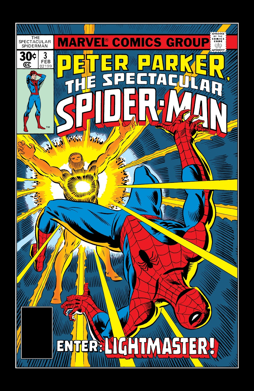 Read online Marvel Masterworks: The Spectacular Spider-Man comic -  Issue # TPB (Part 1) - 44