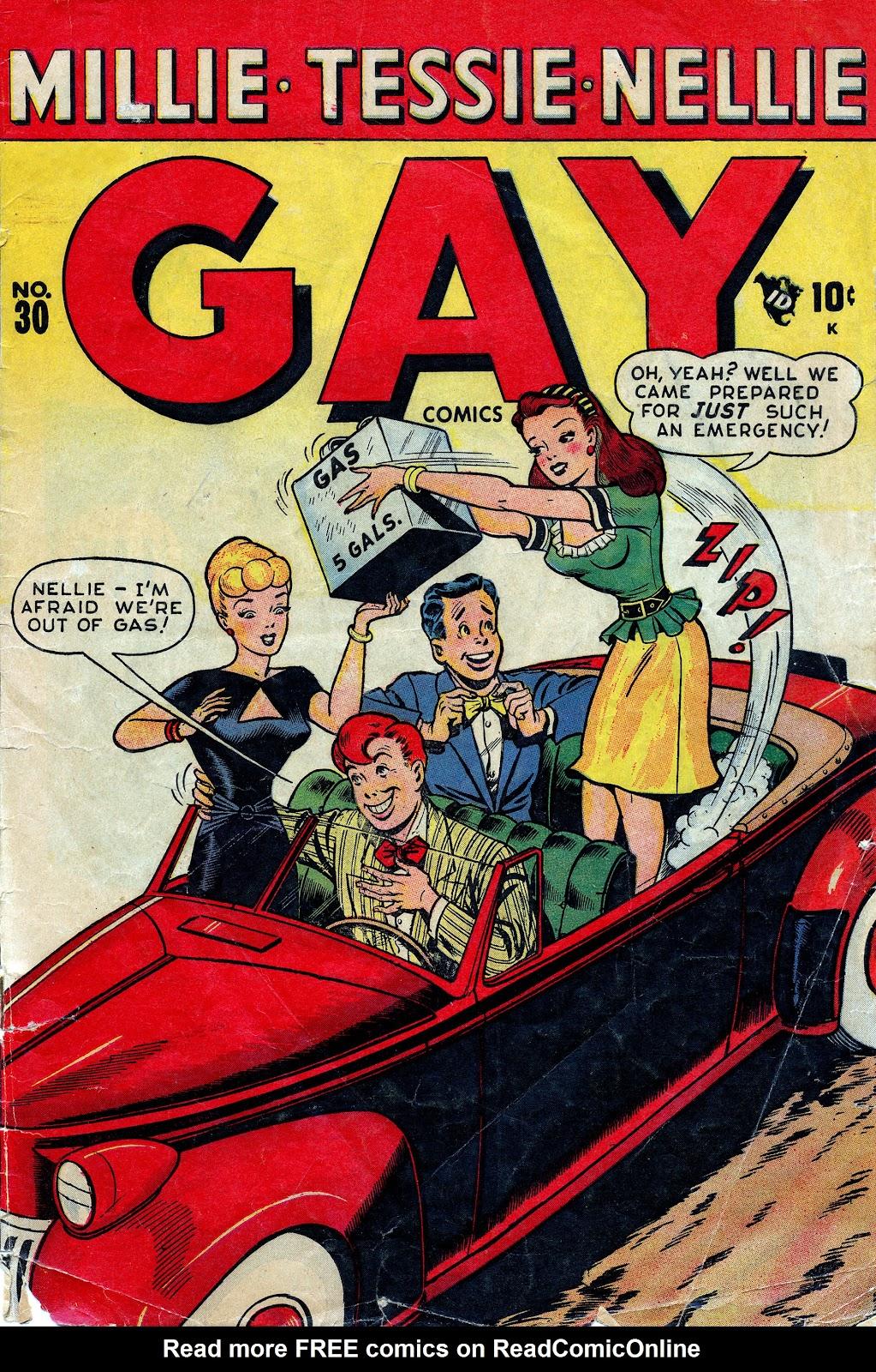 Read online Gay Comics comic -  Issue #30 - 1
