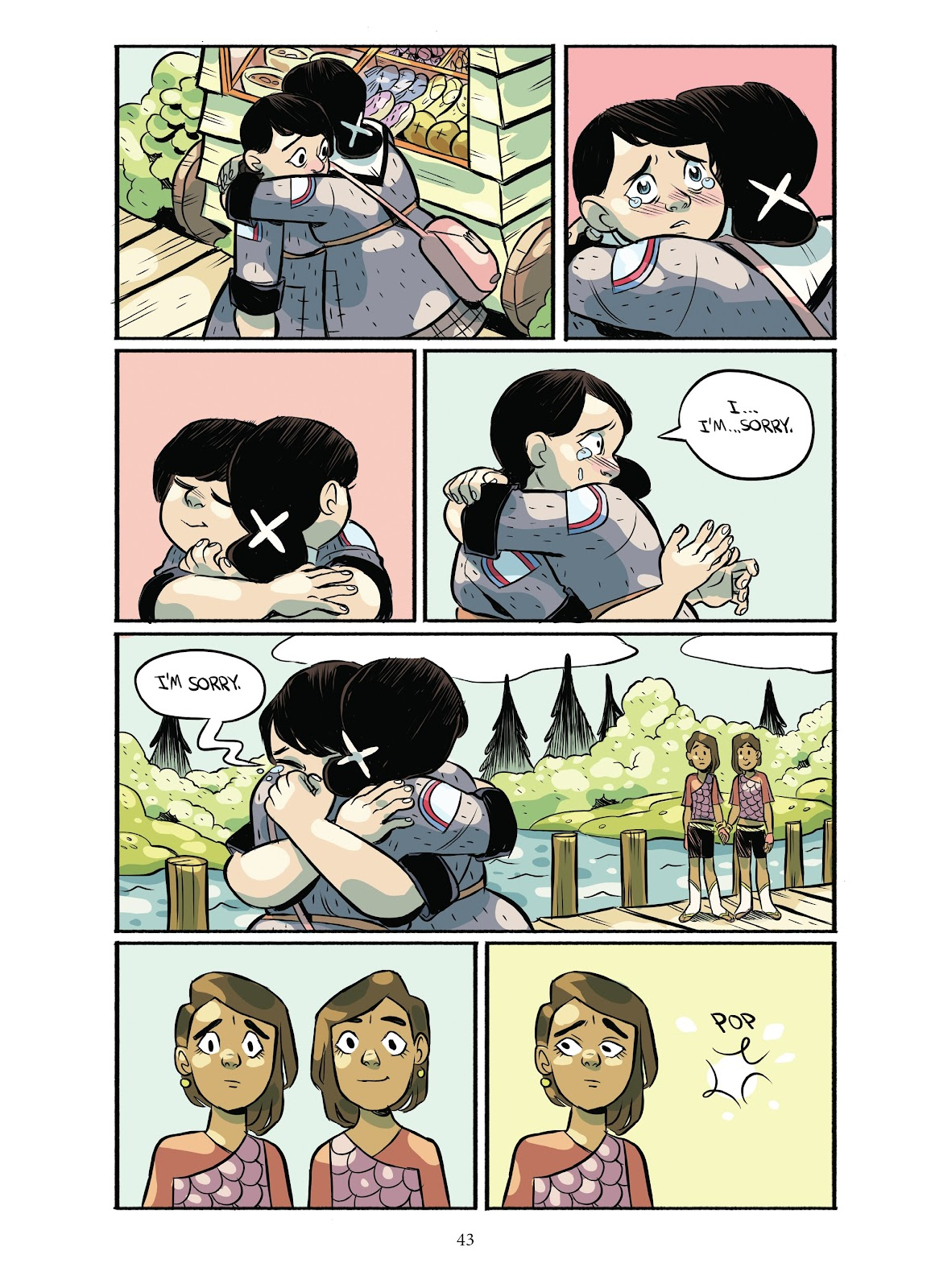 Read online Girl Town comic -  Issue # TPB (Part 1) - 44