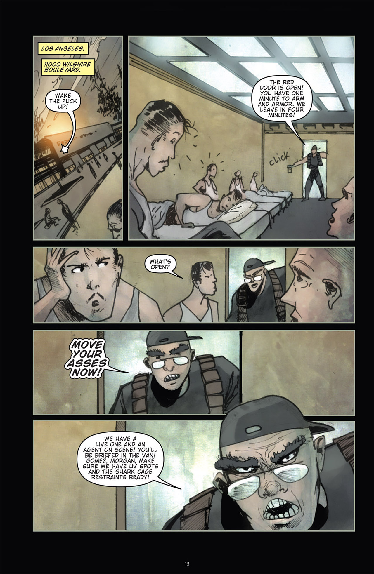 Read online 30 Days of Night (2011) comic -  Issue #2 - 19