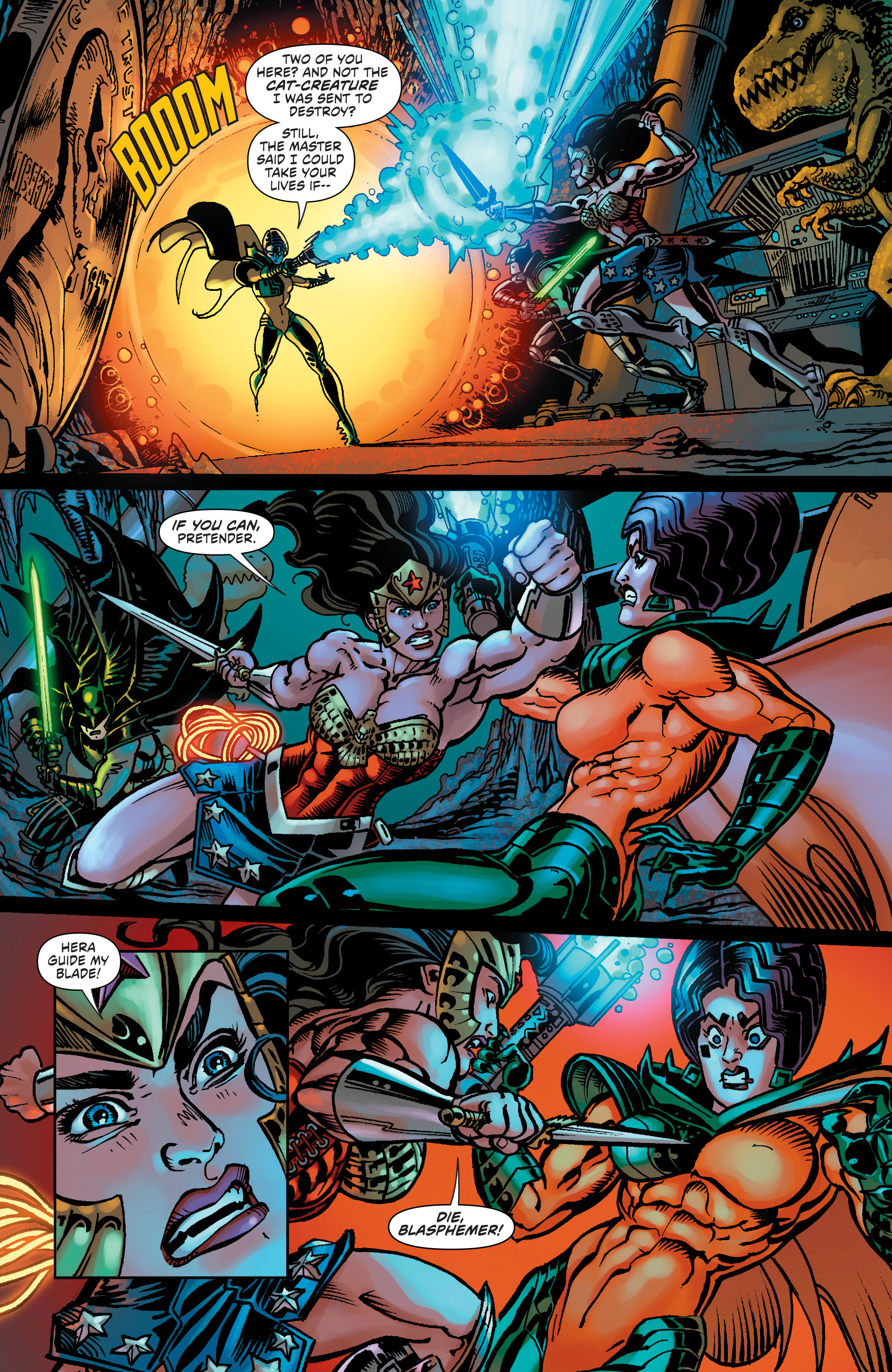 Read online Worlds' Finest comic -  Issue #32 - 10