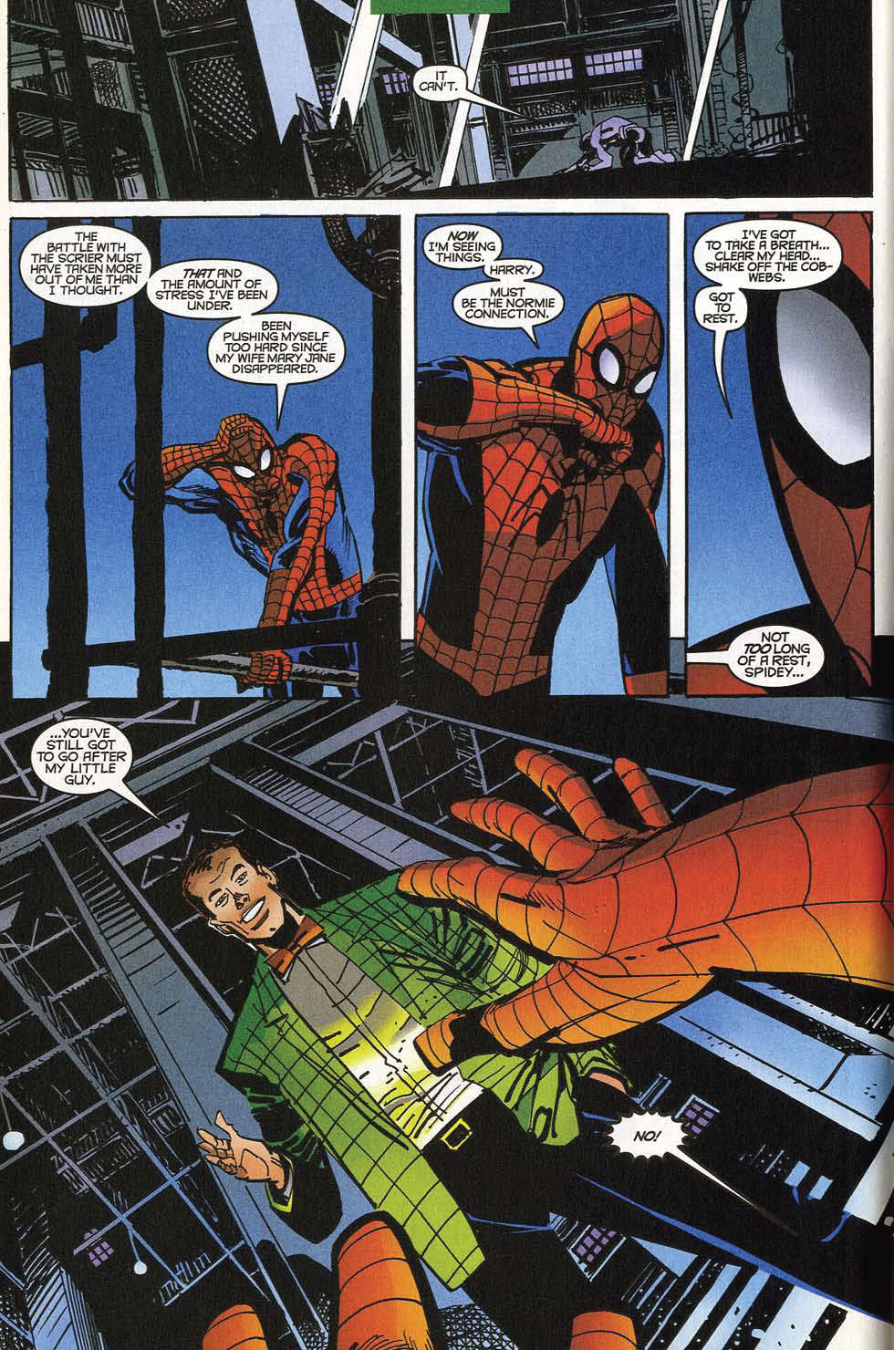 The Amazing Spider-Man (1999) _Annual_2 Page 21