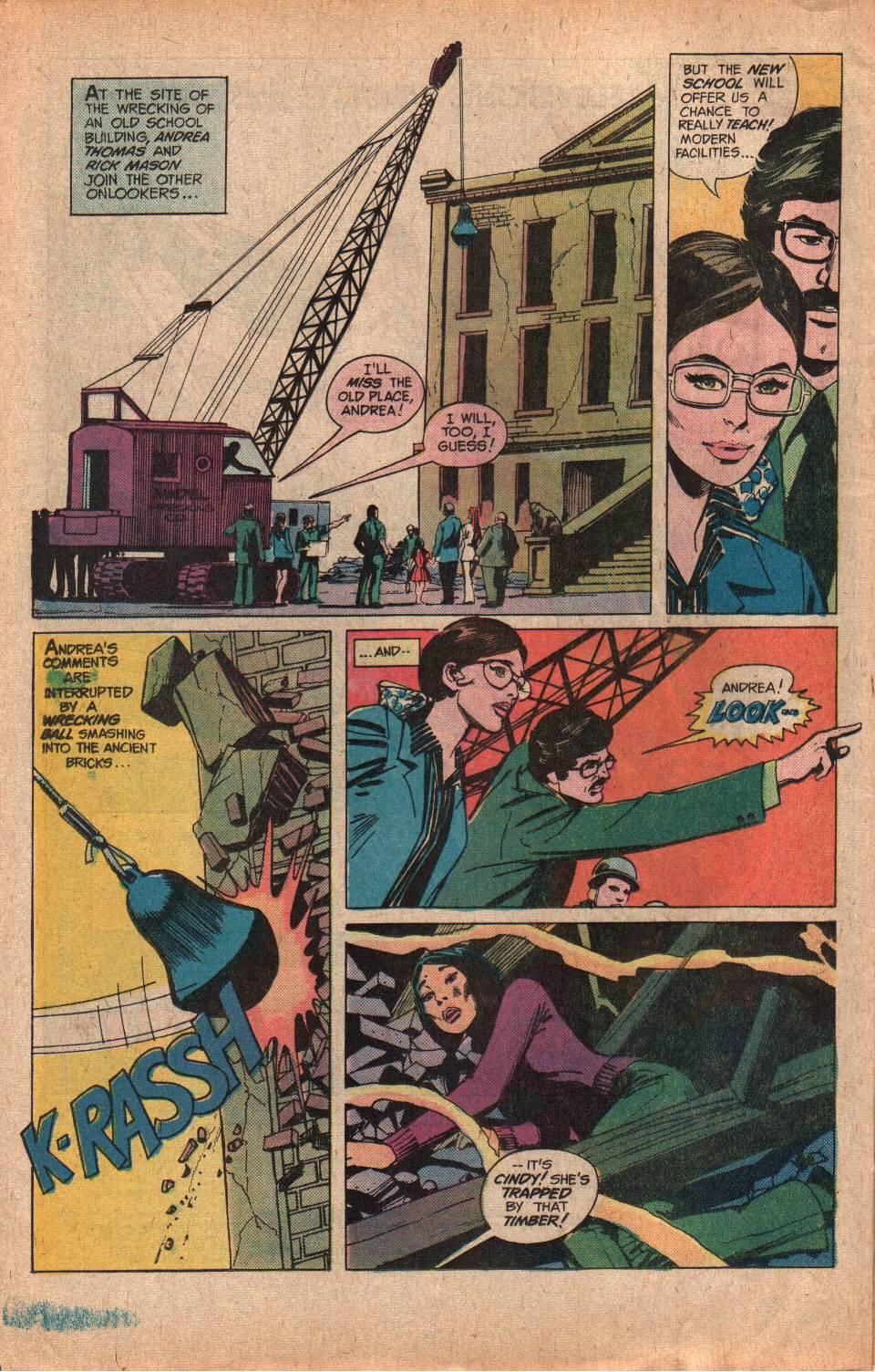 Read online Shazam! (1973) comic -  Issue #25 - 4