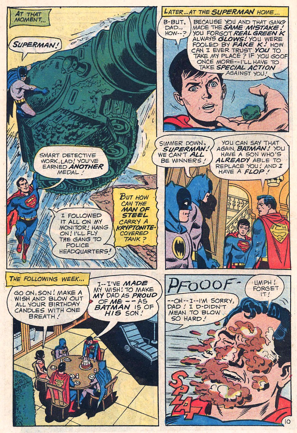 Read online Action Comics (1938) comic -  Issue #391 - 14