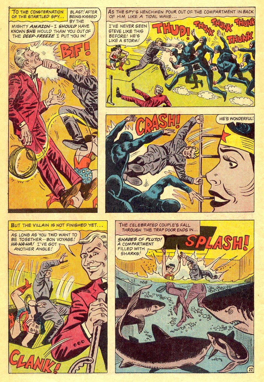 Read online Wonder Woman (1942) comic -  Issue #164 - 30