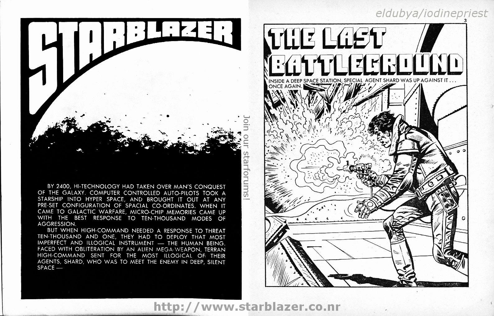 Starblazer issue 114 - Page 3