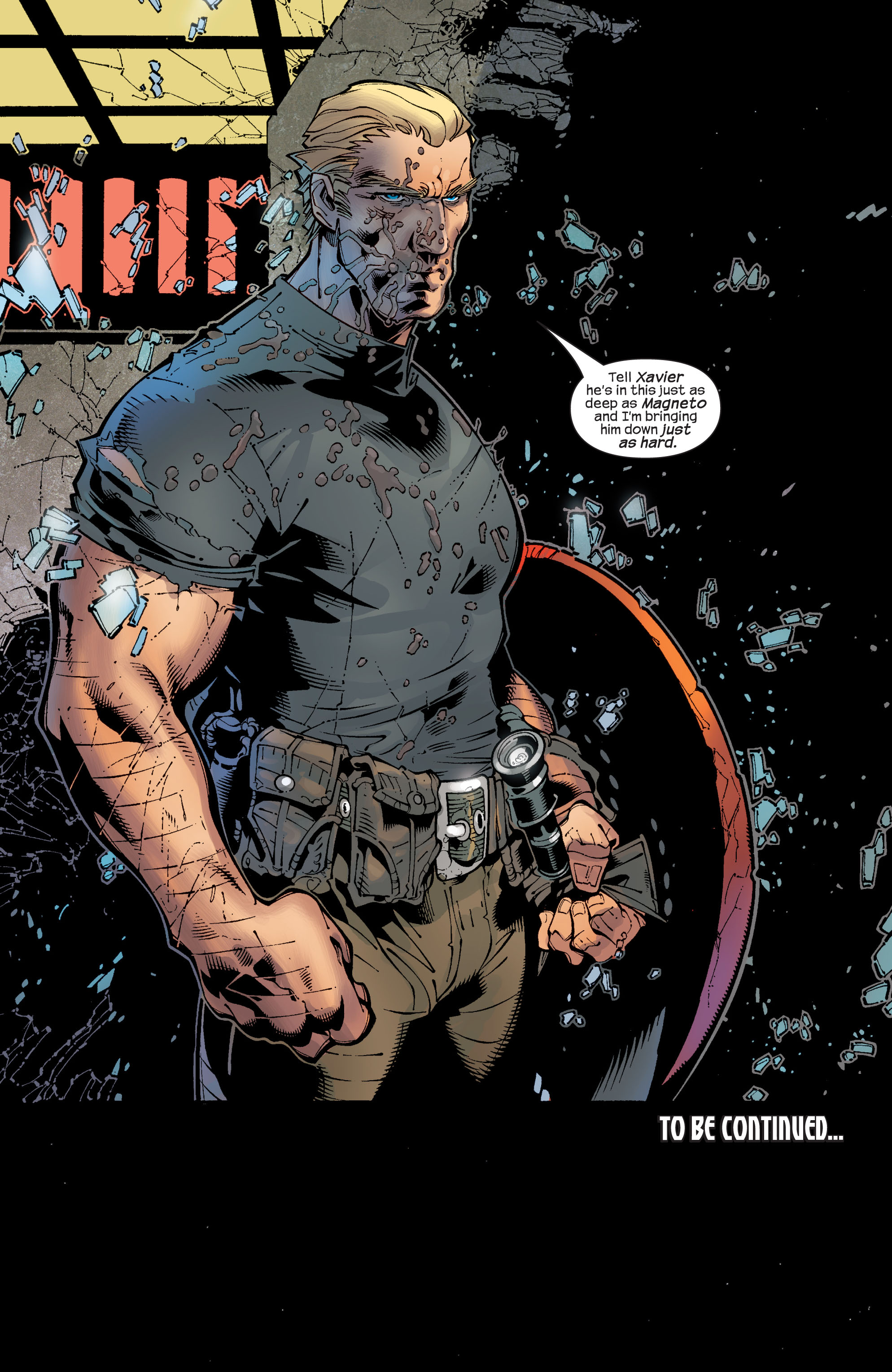 Read online Ultimate War comic -  Issue #2 - 25