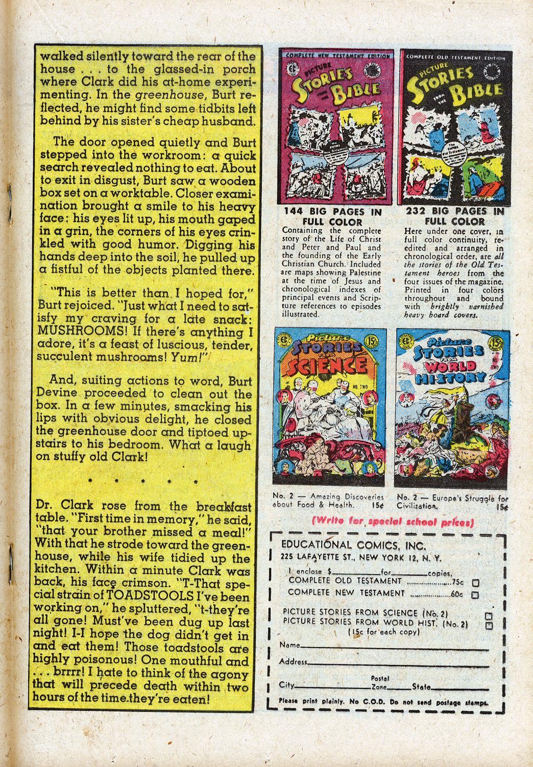 Read online Shock SuspenStories comic -  Issue #11 - 19