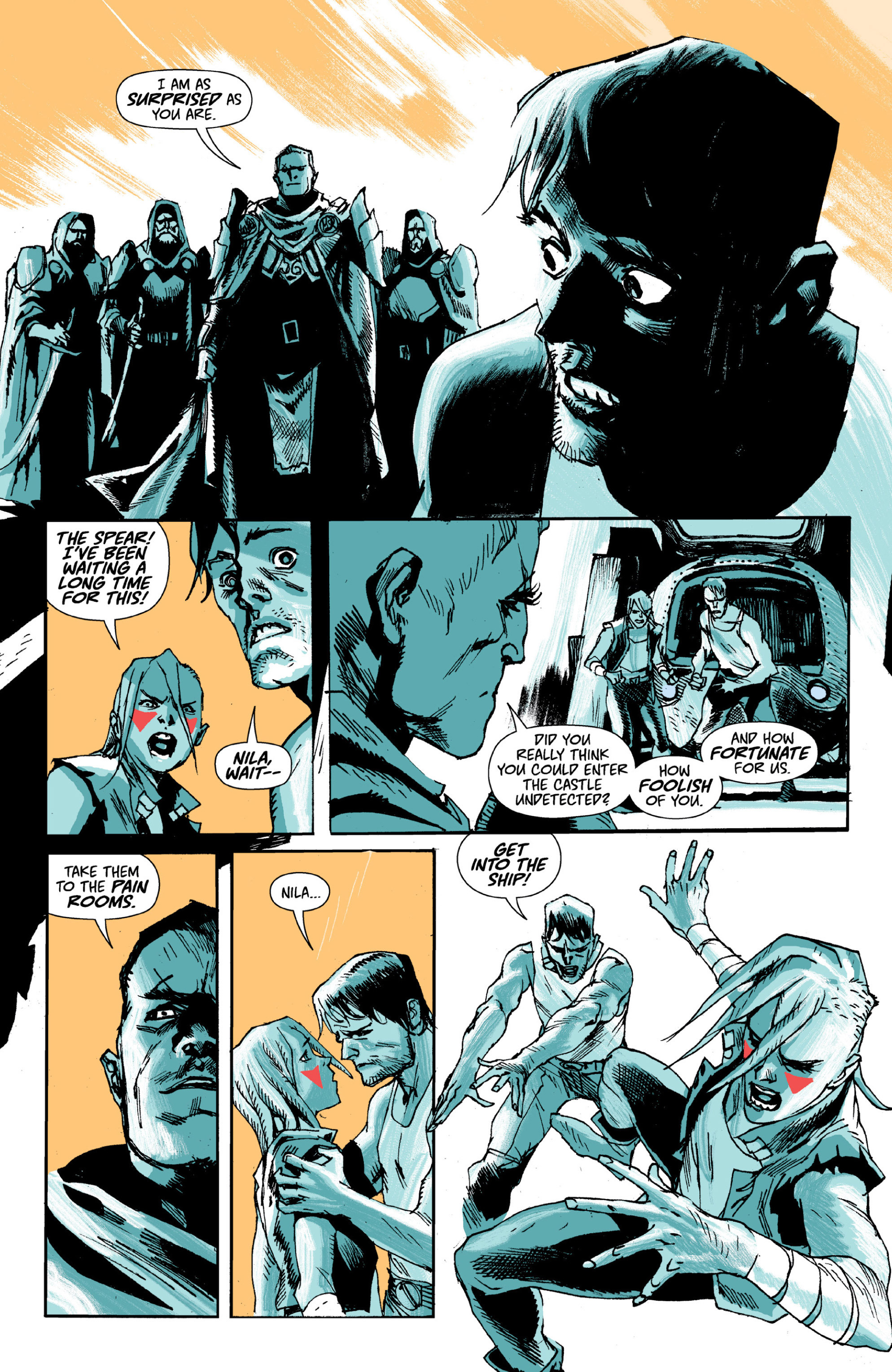 Read online Ei8ht comic -  Issue # TPB - 72